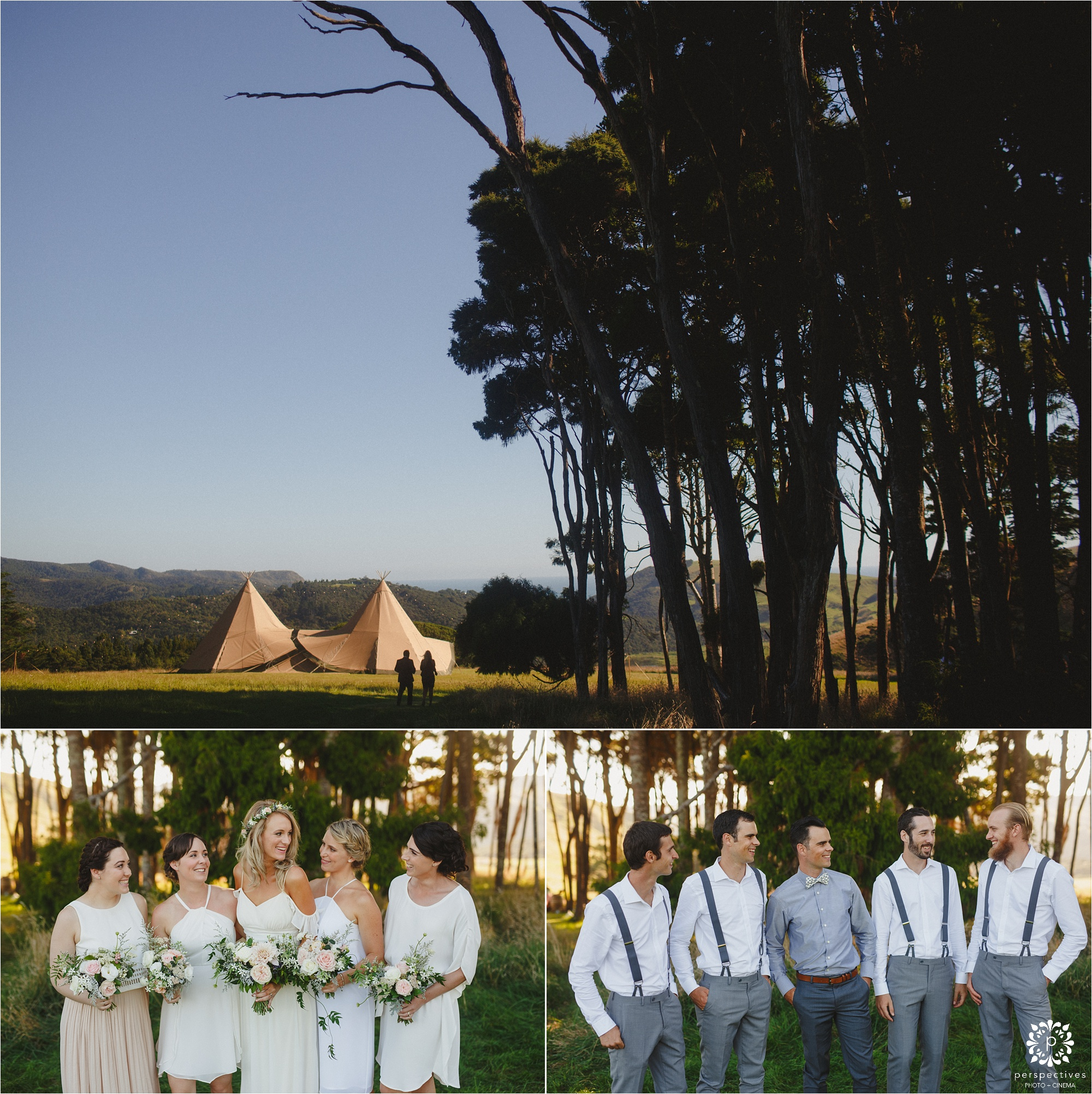 rustic auckland wedding venue
