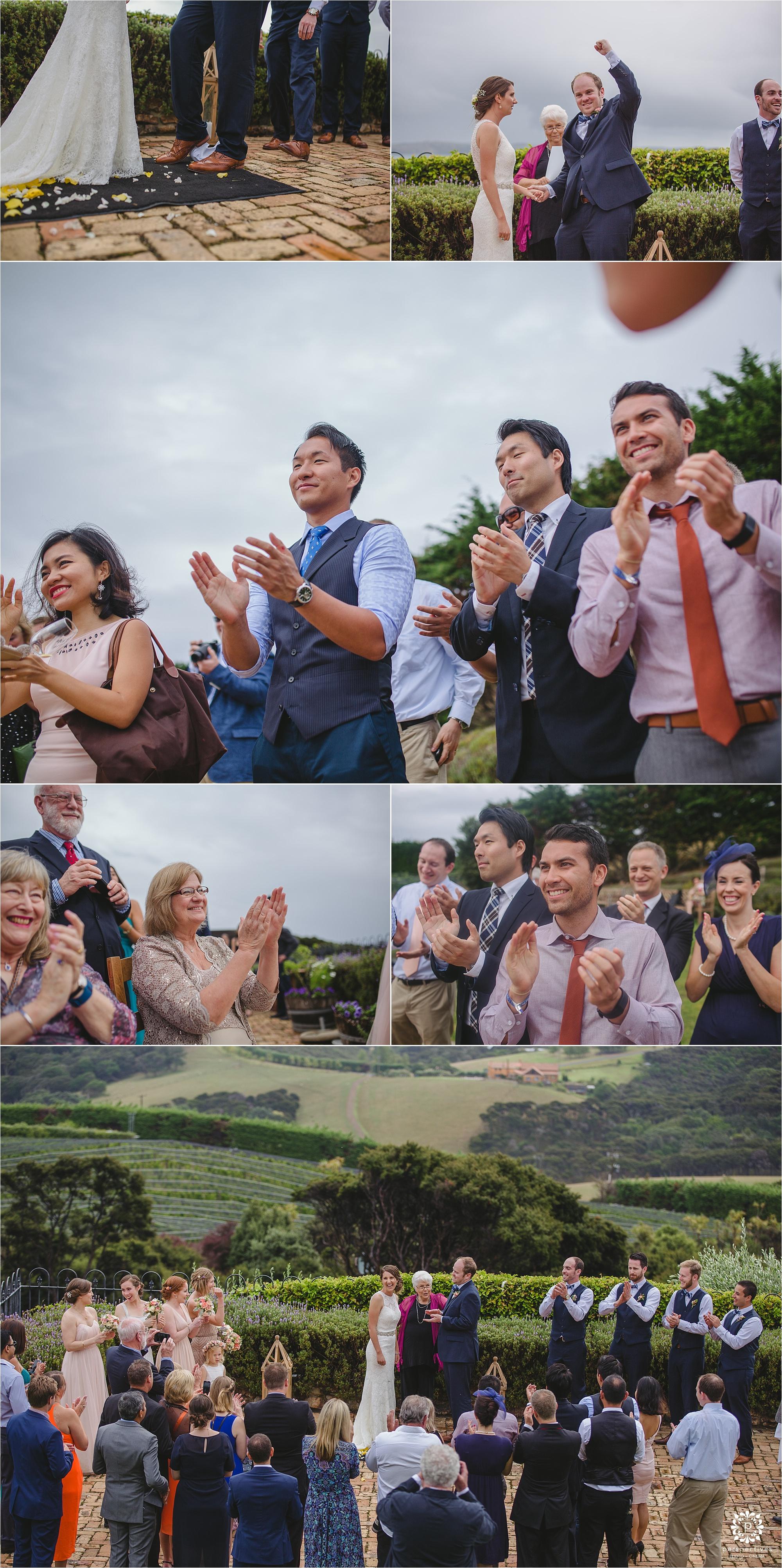Waiheke wedding photos