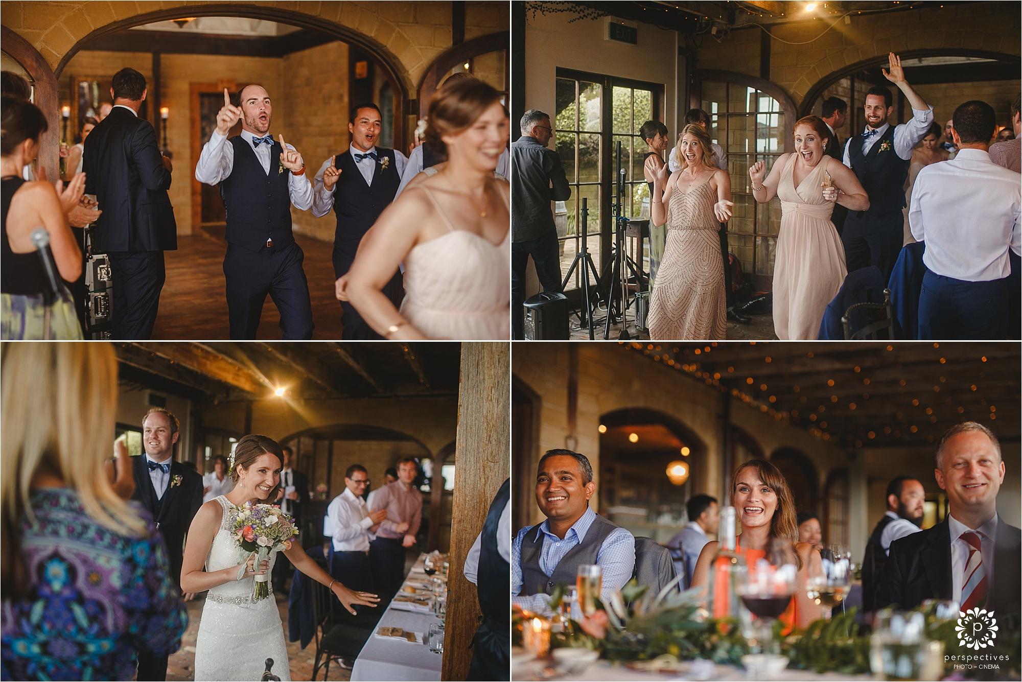Mudbrick wedding venue waiheke