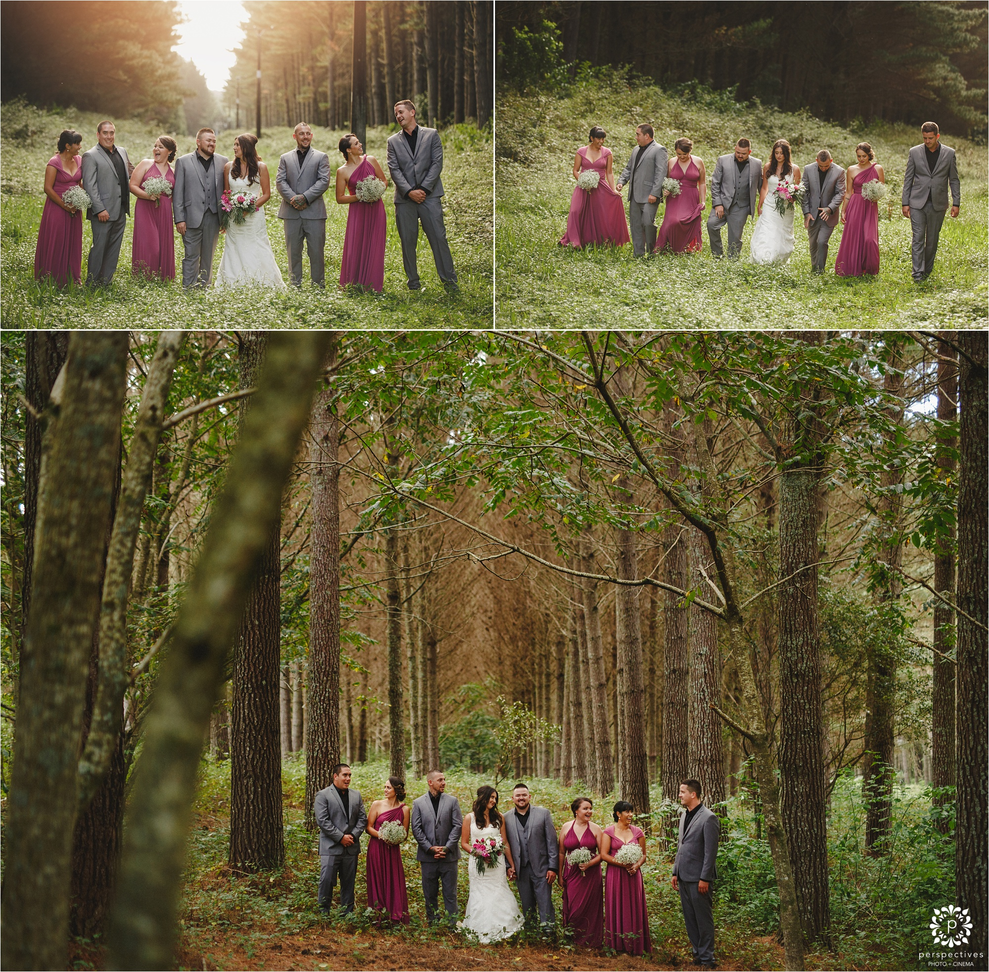 Old Forest School wedding photos