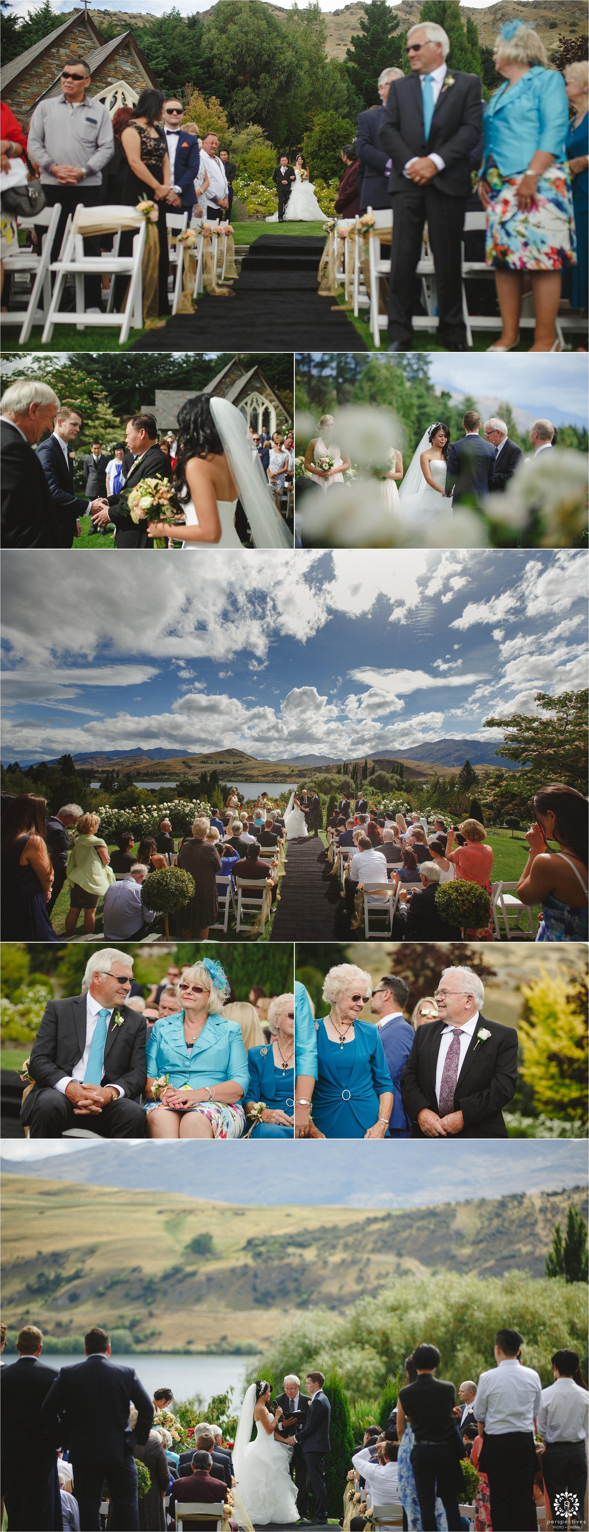 Stoneridge Queenstown wedding