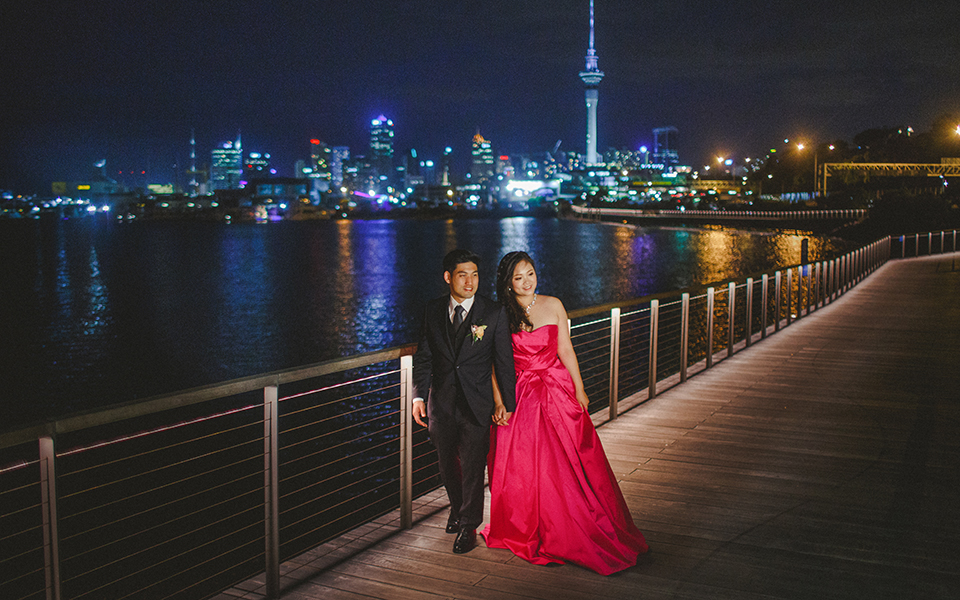 chinese wedding video auckland