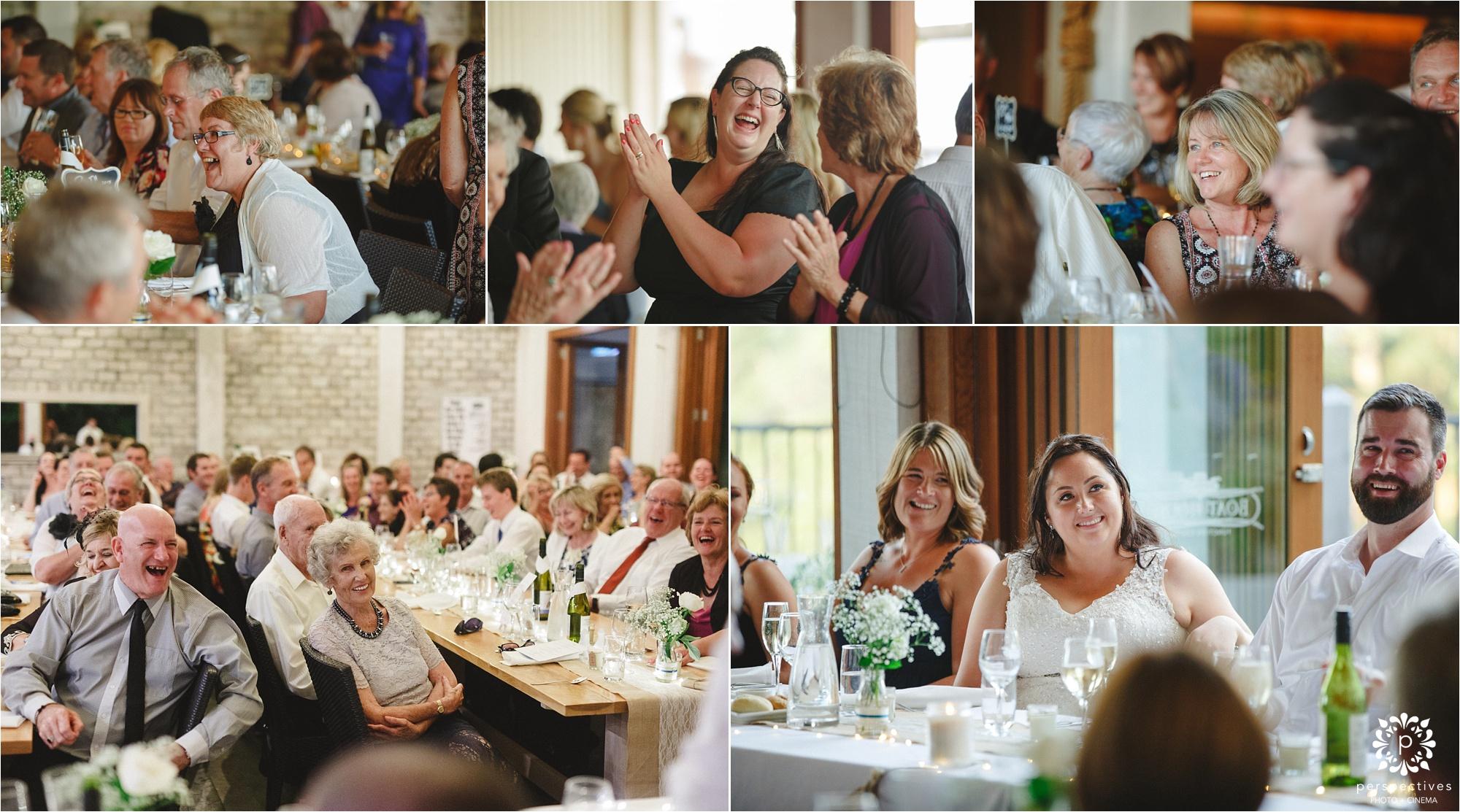 Boatshed Riverhead wedding photos
