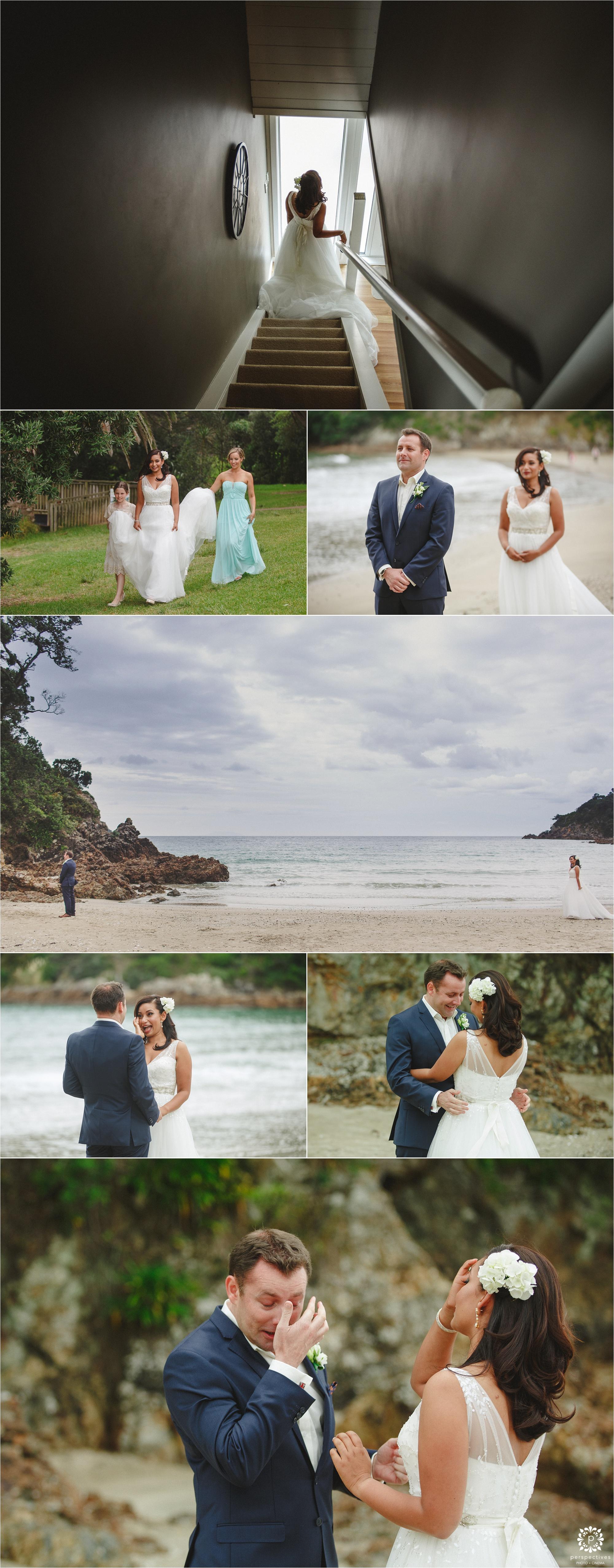 Waiheke wedding photographers