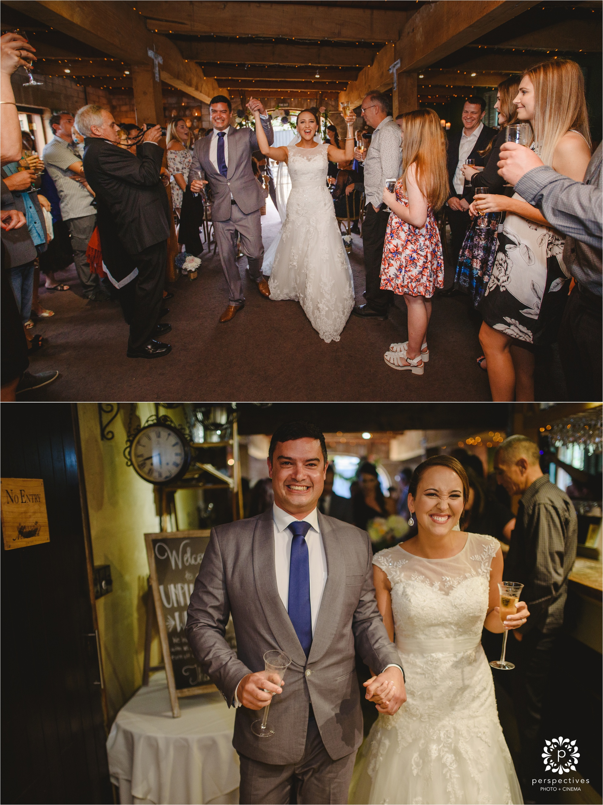 mudbrick wedding