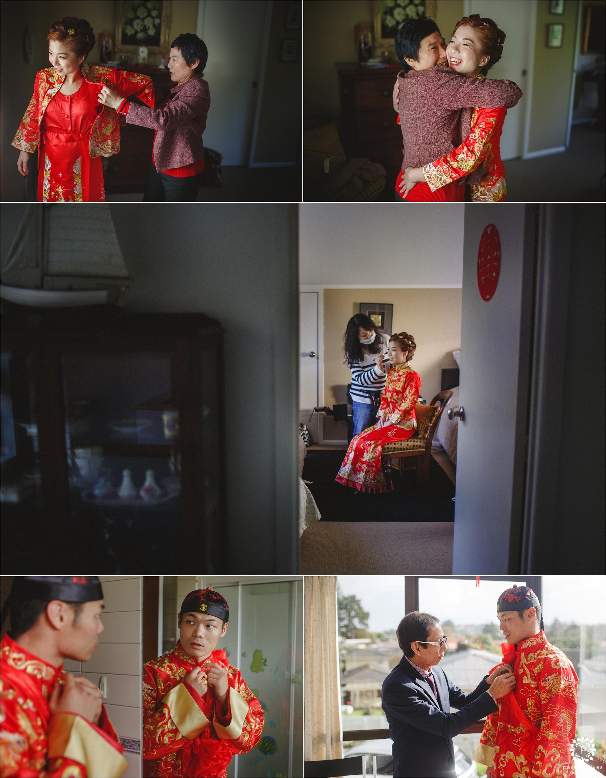 Chinese wedding photographers Auckland