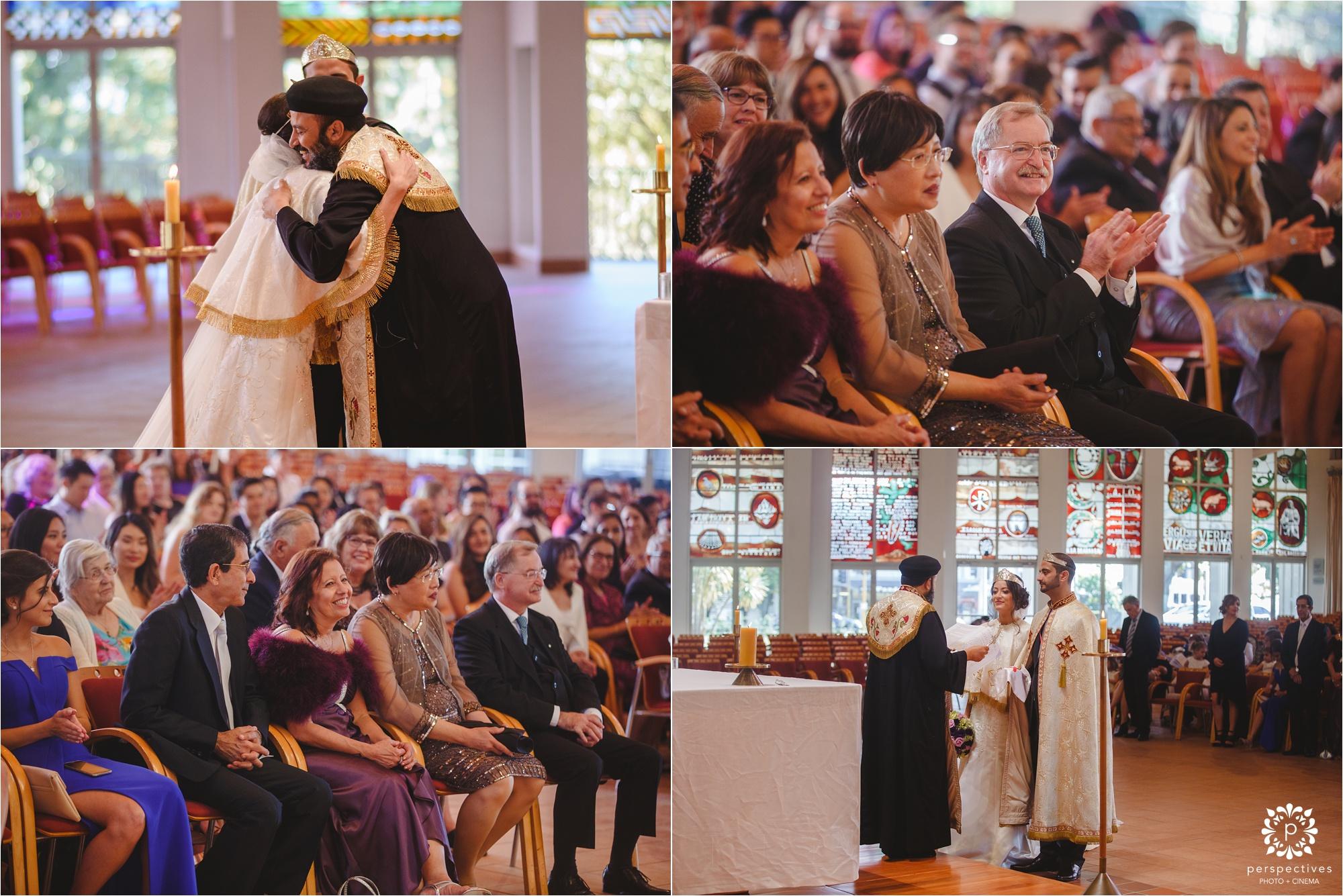 coptic wedding auckland