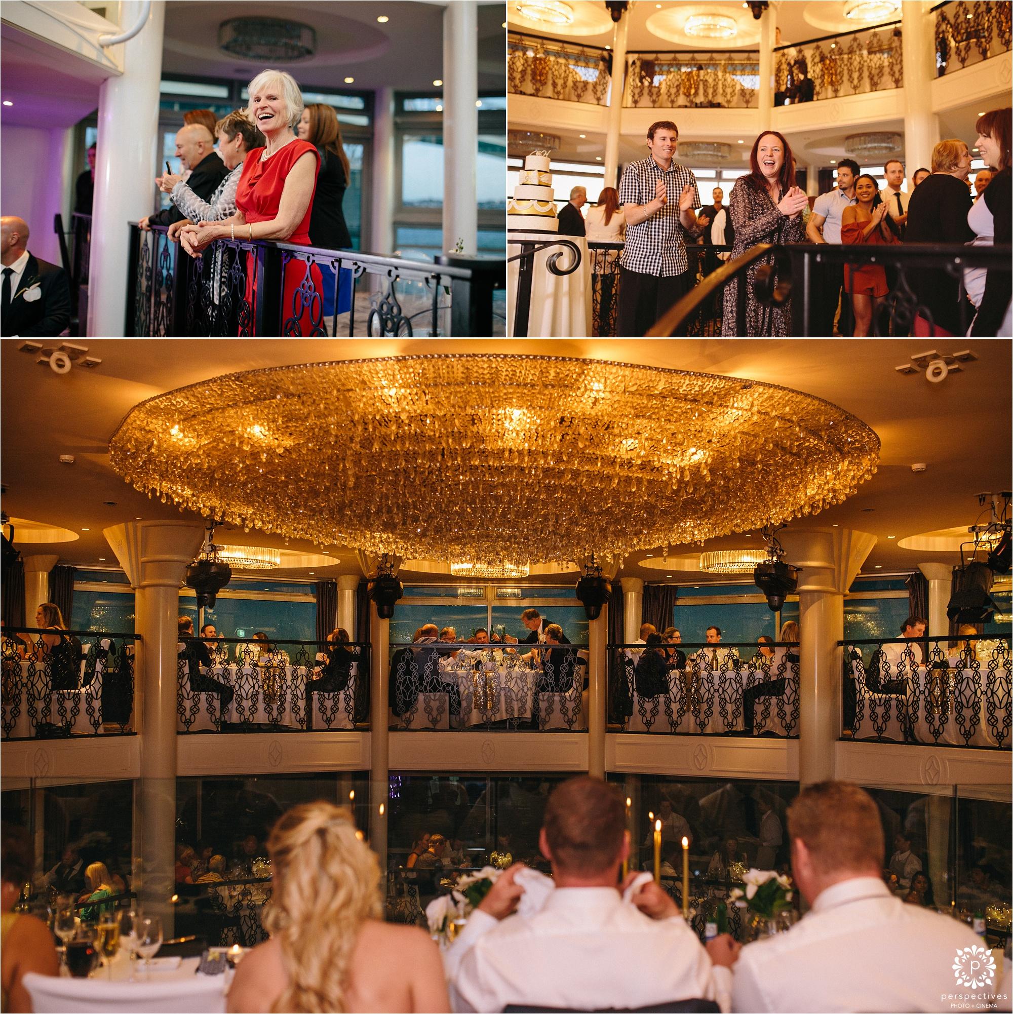 The Wharf wedding photos