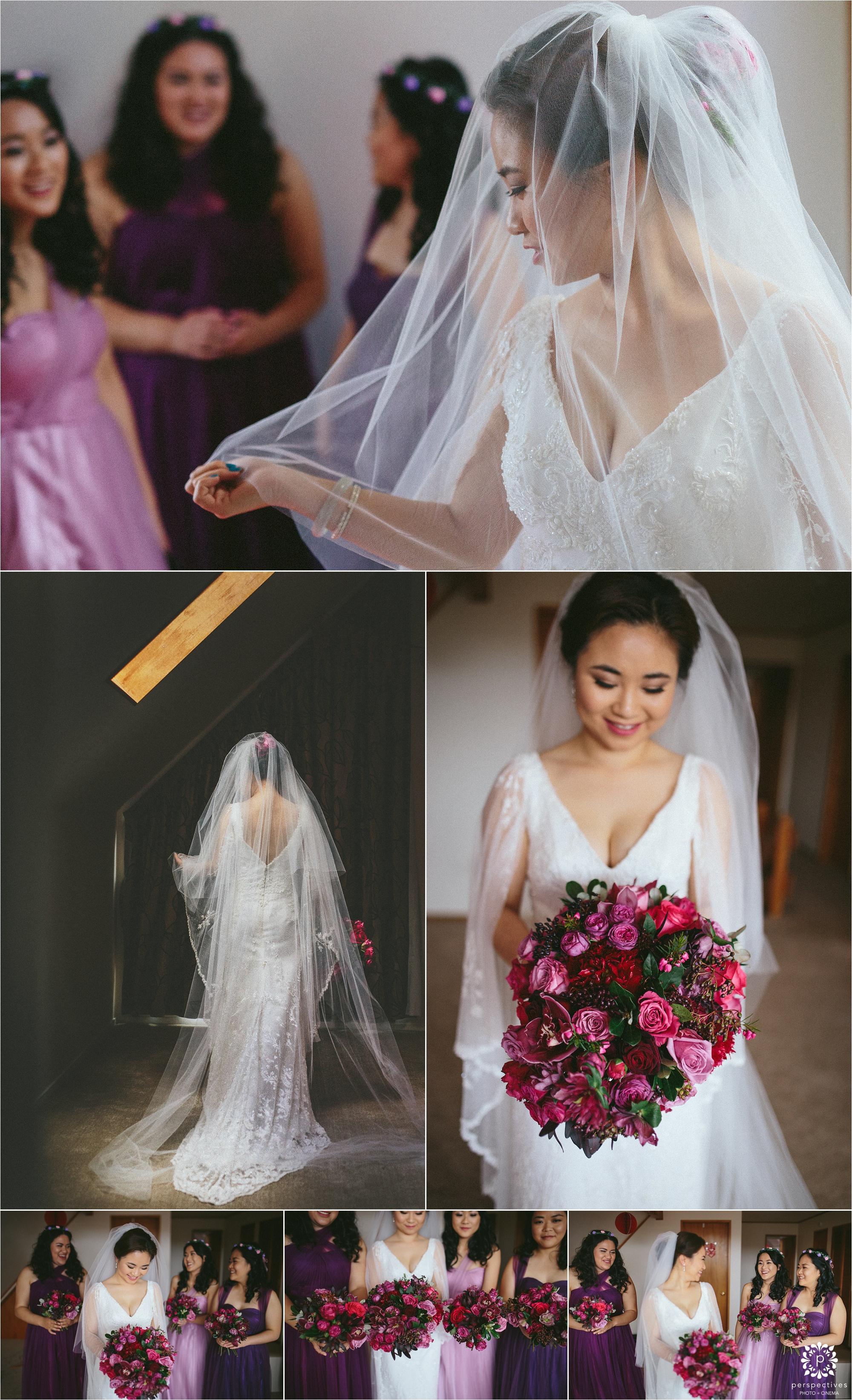 Vinka bridal gowns Auckland wedding photos