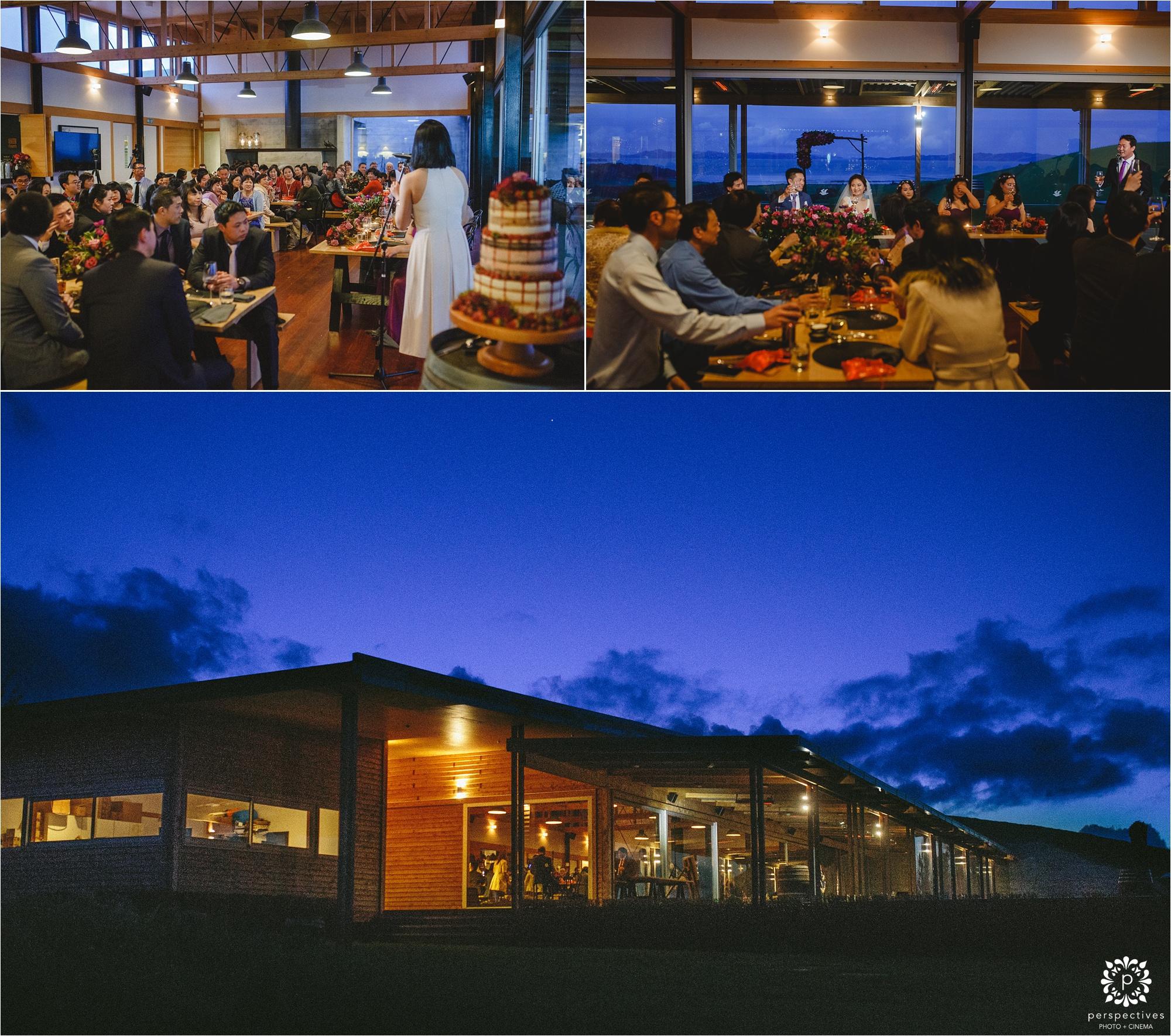 Kauri Bay Boomrock wedding photos