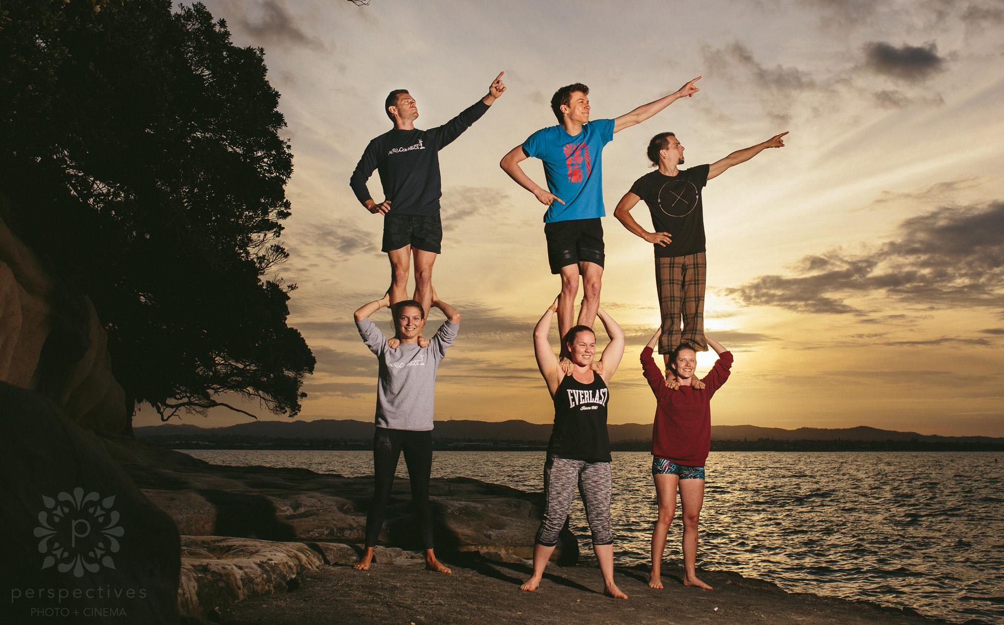 Circus Acrobatics Auckland