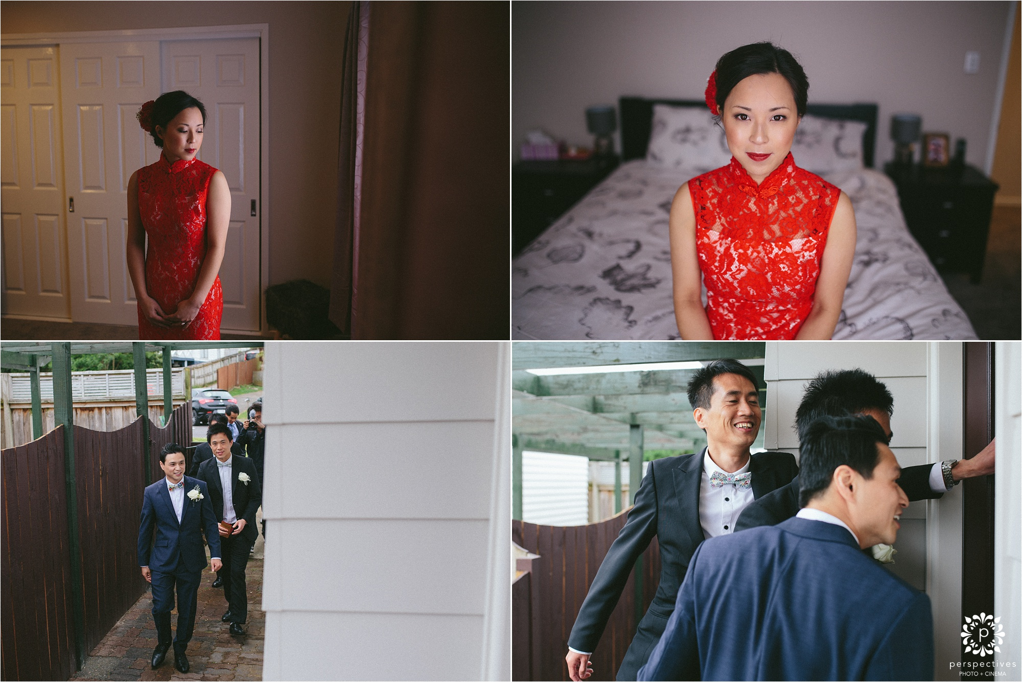 Auckland Chinese wedding photographer