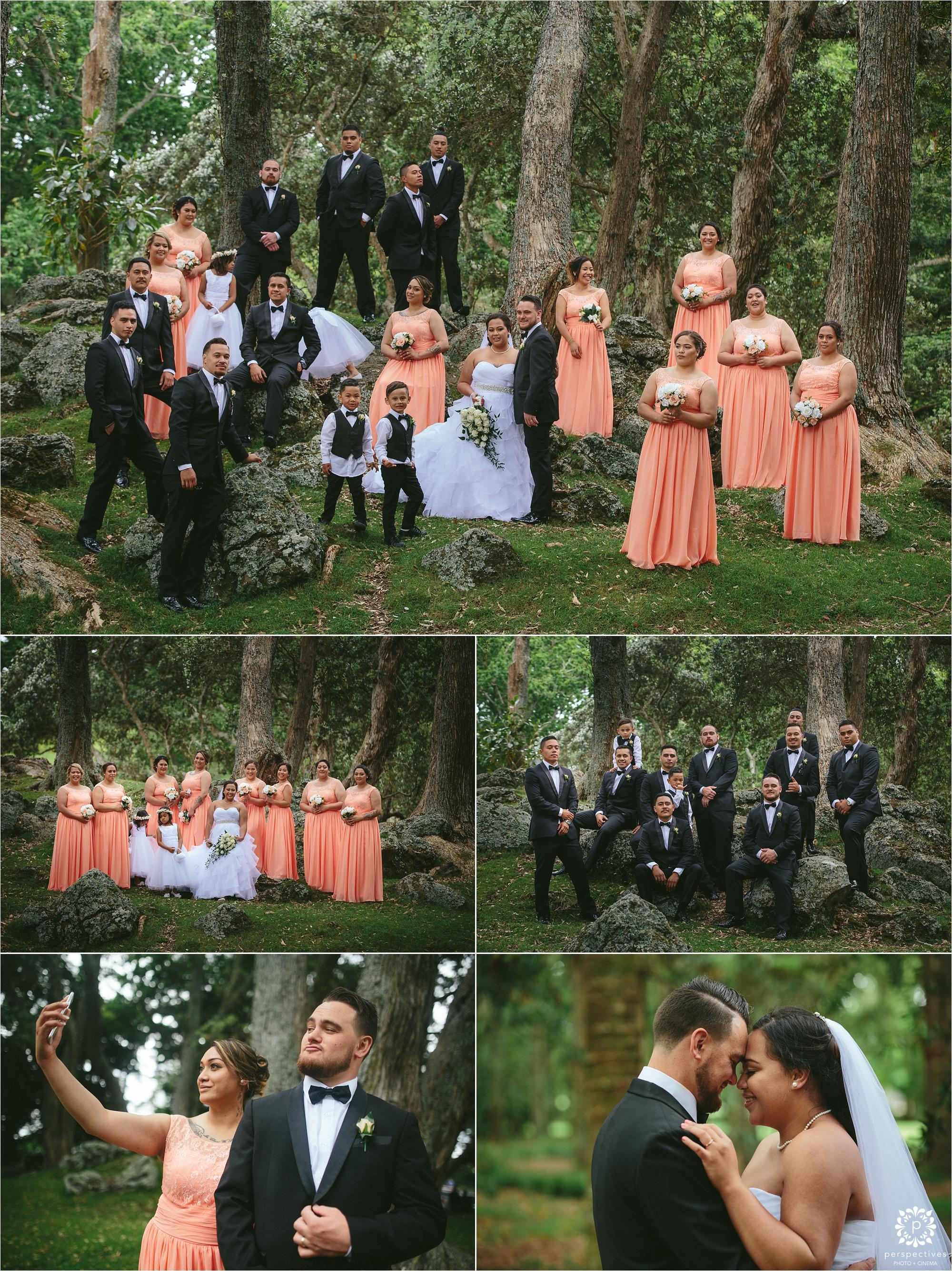 Sorrento wedding photos