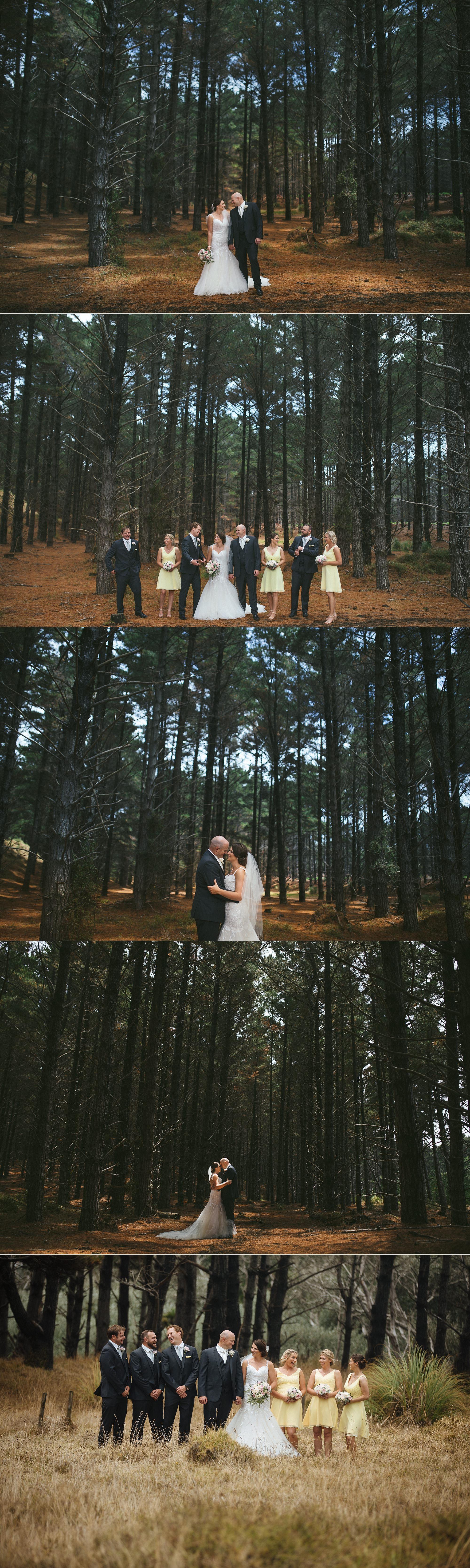 Kumeu Valley Estate wedding photos