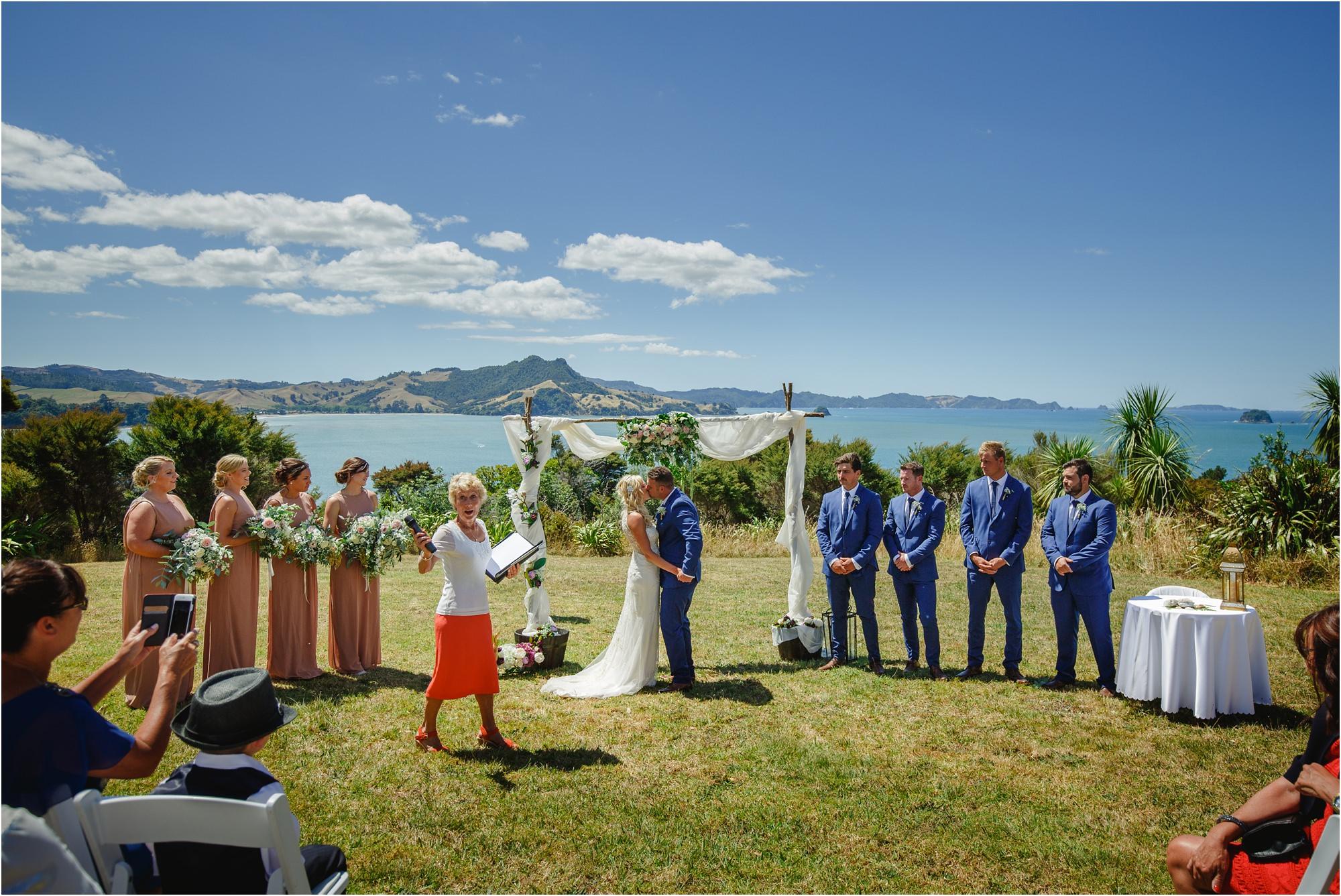 coromandel wedding photographer