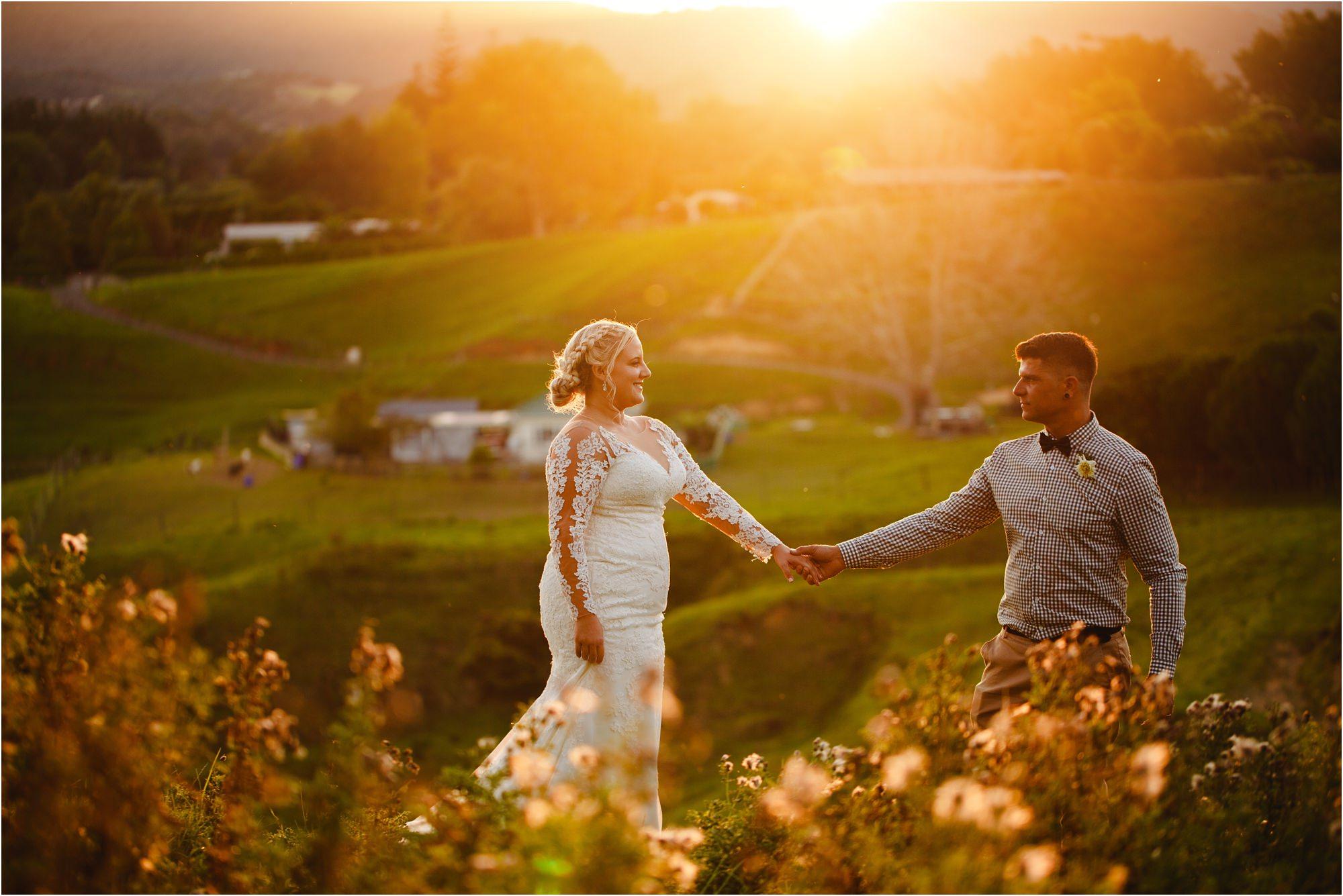 barn wedding nz