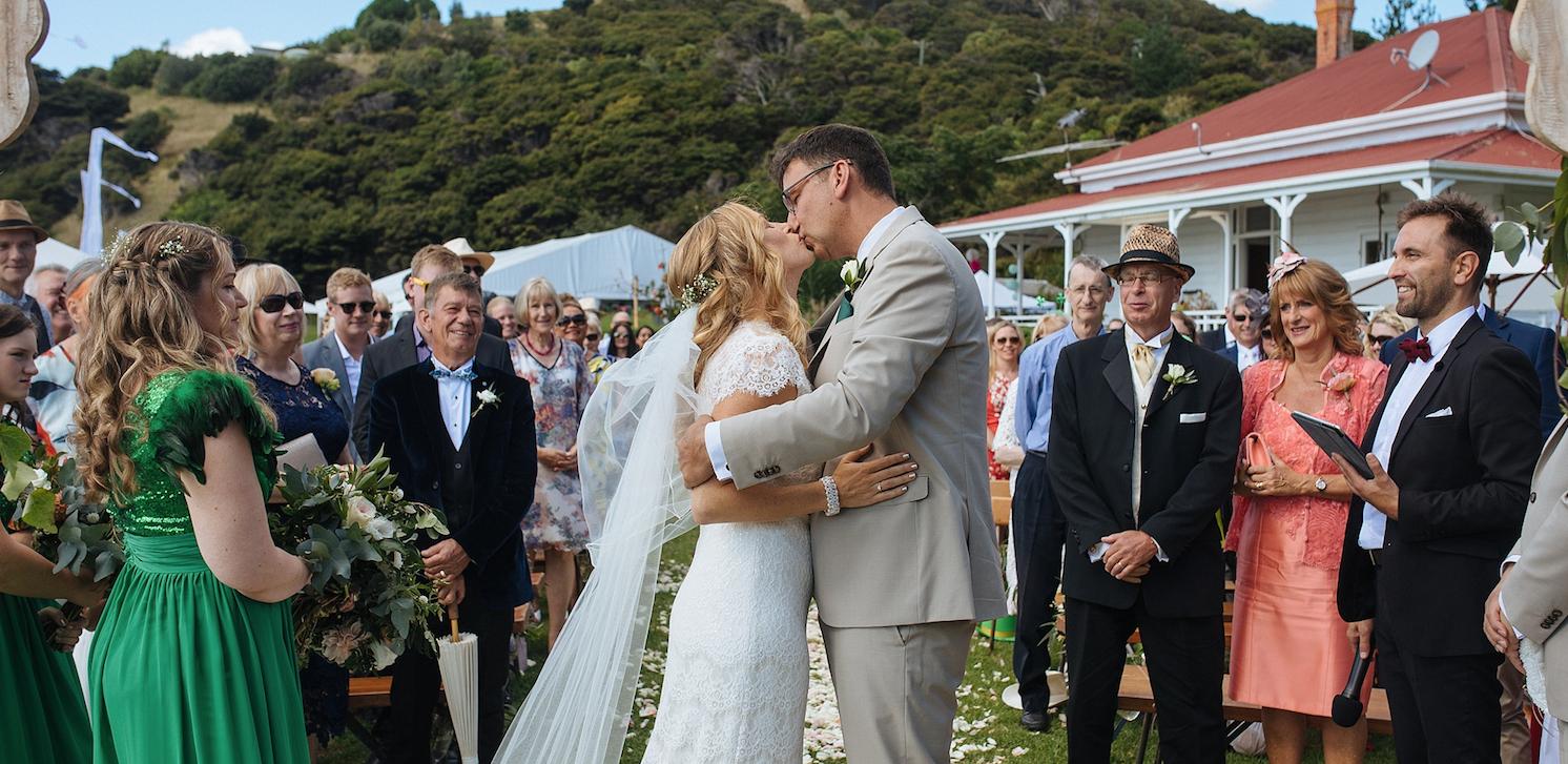 Festival Carnival Wedding Auckland