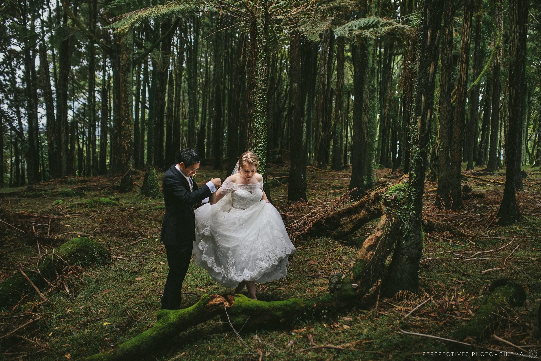 Waikato farm wedding