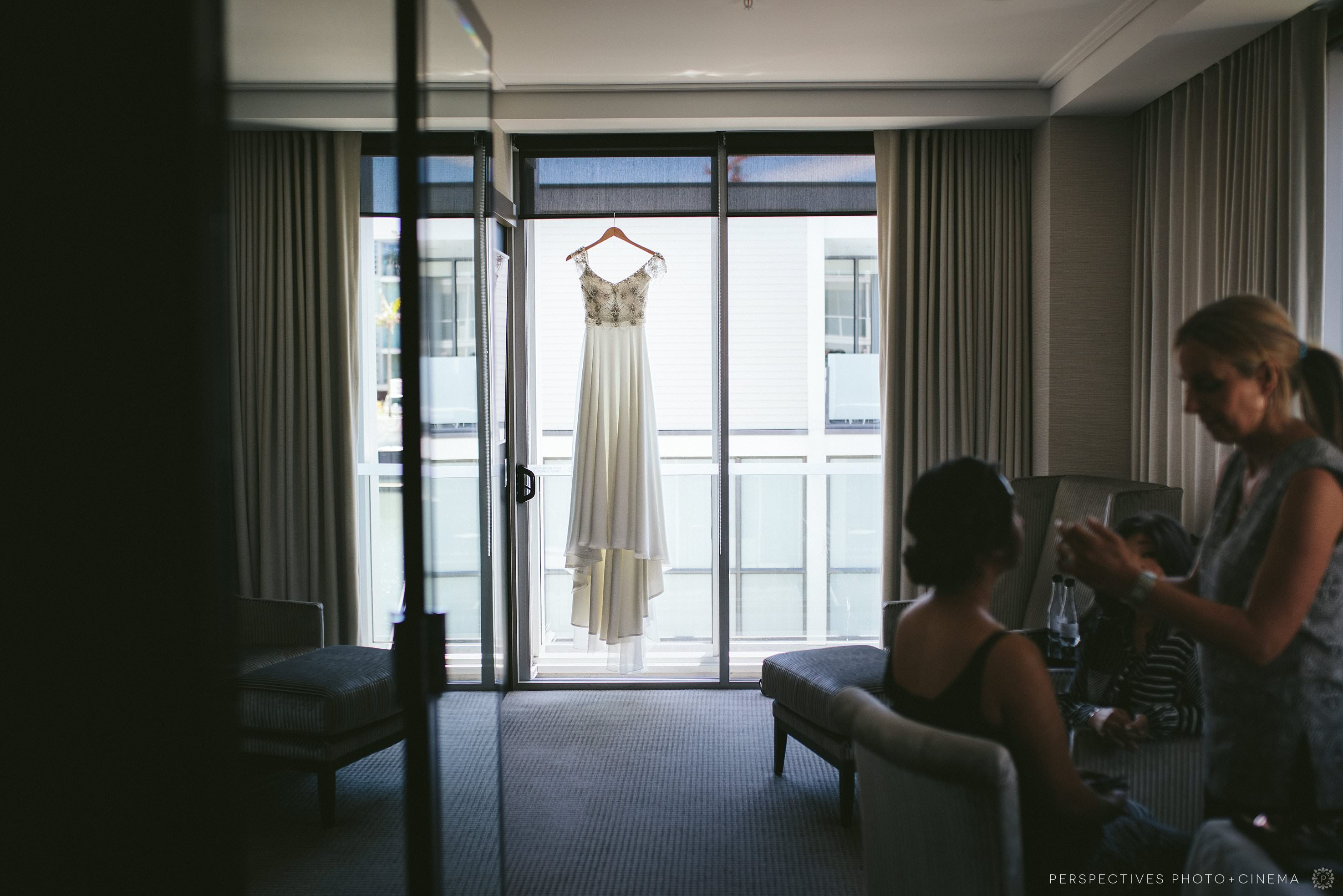 Anna Schimmel wedding dress Auckland