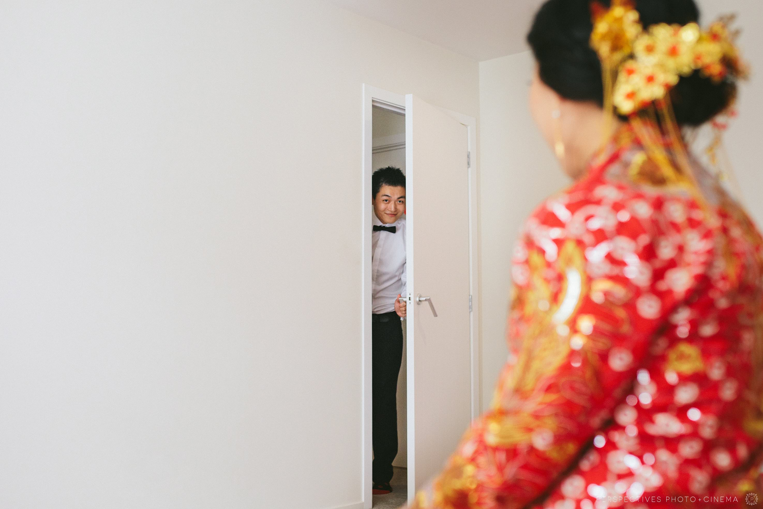 Chinese wedding photos Auckland