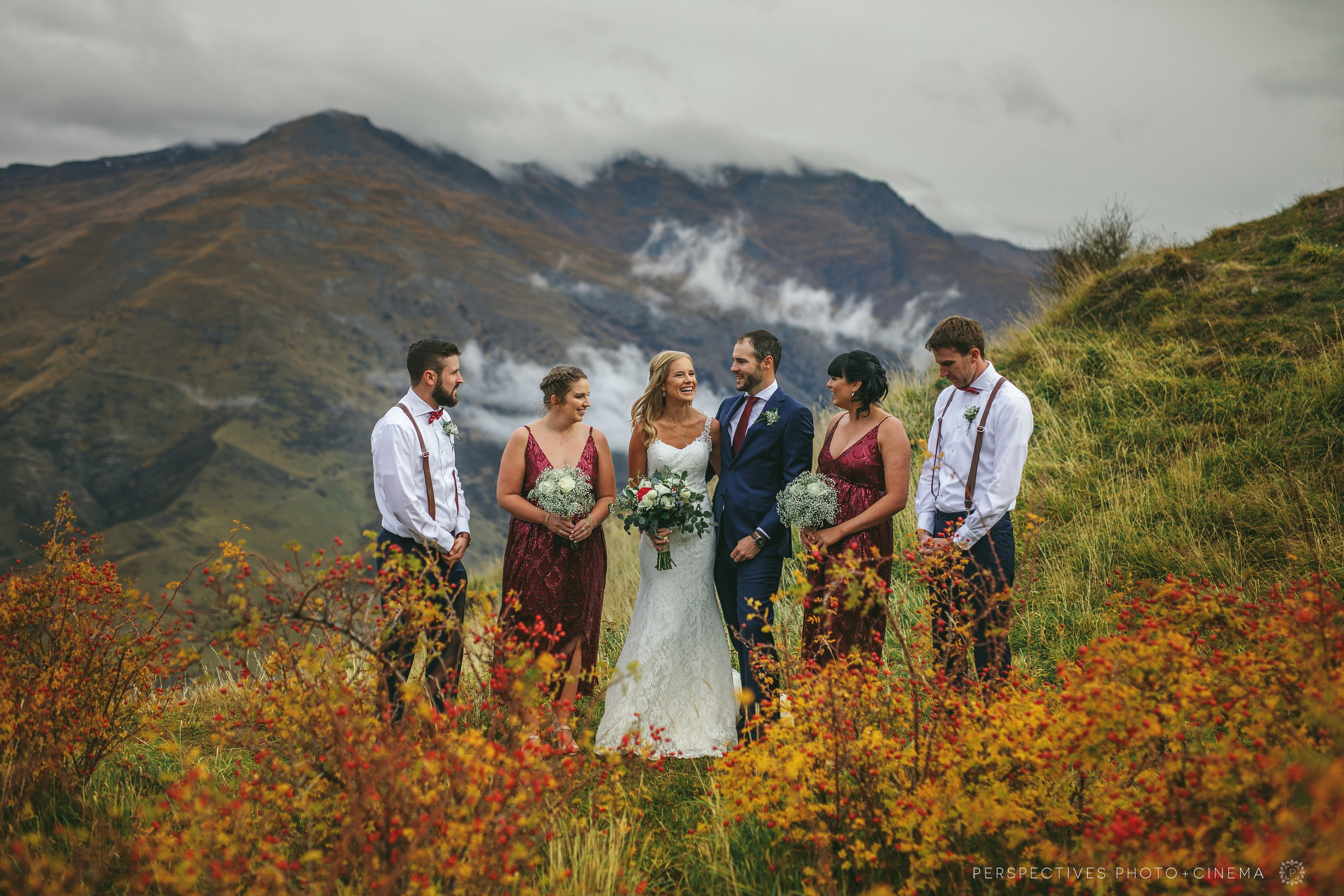 Queenstown Wedding Photos