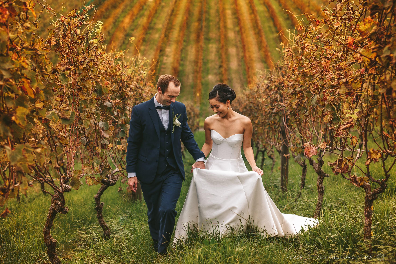 cable bay vineyards wedding