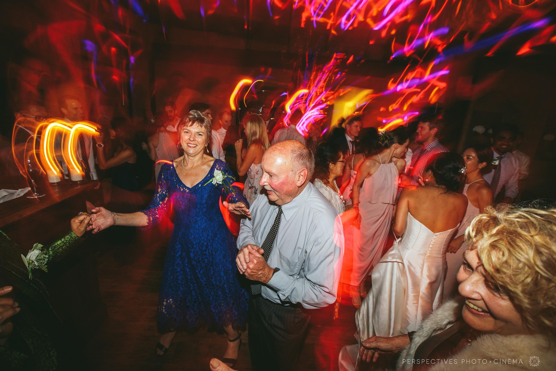 mudbrick wedding dancing