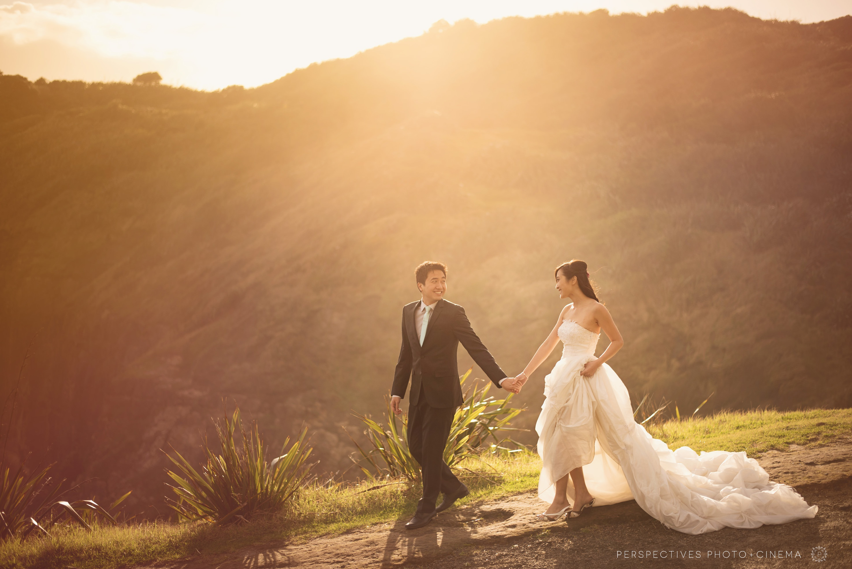 pre wedding photography auckland