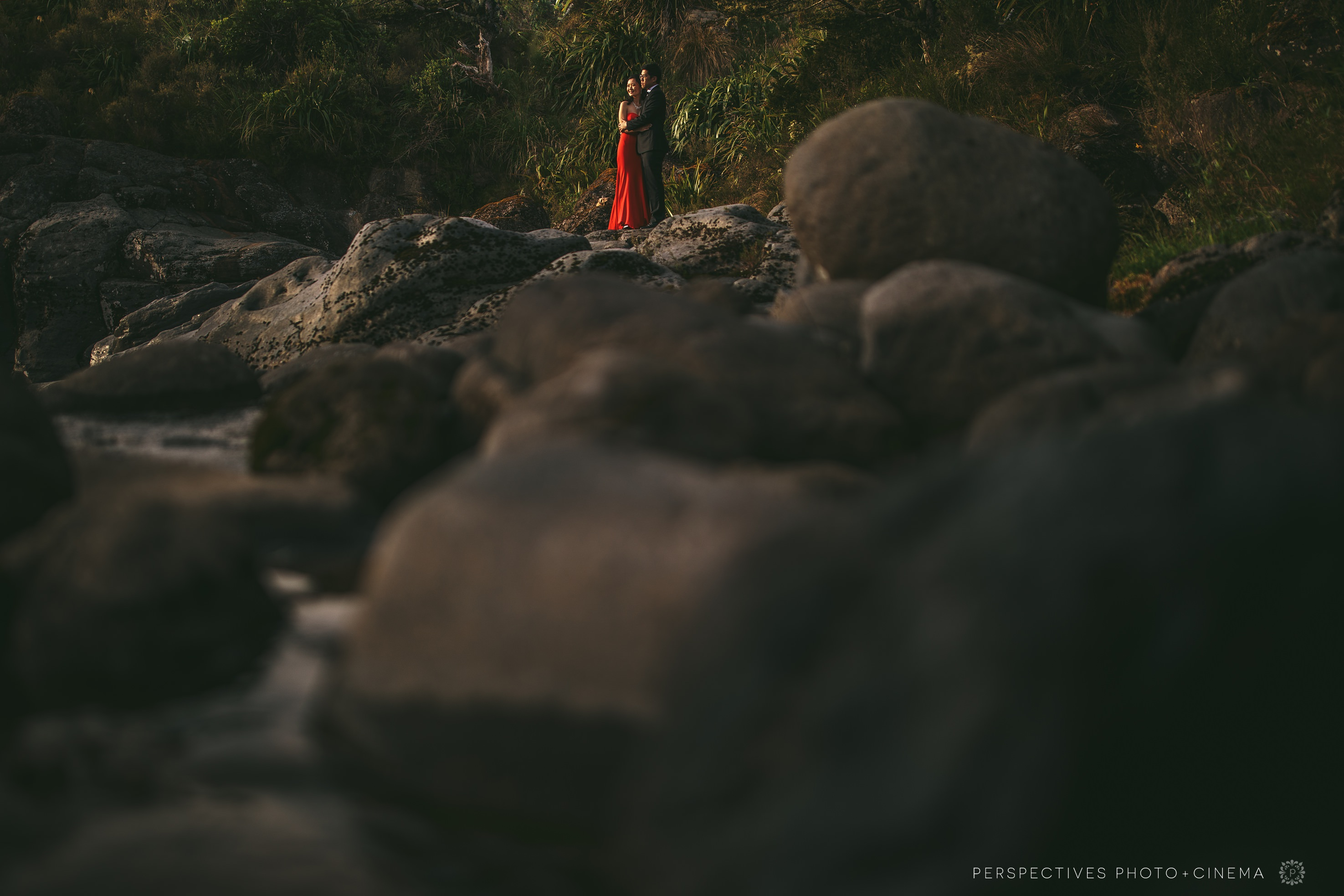 pre-wedding photography new zealand