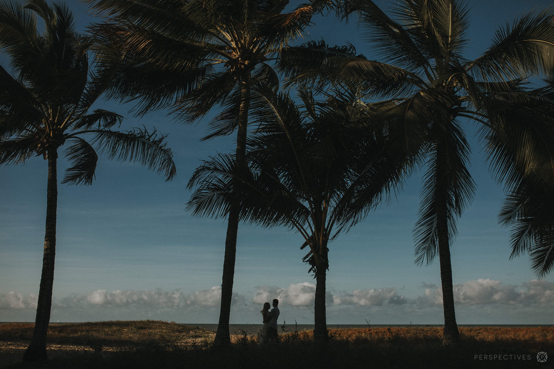 Auckland beach engagement shoot
