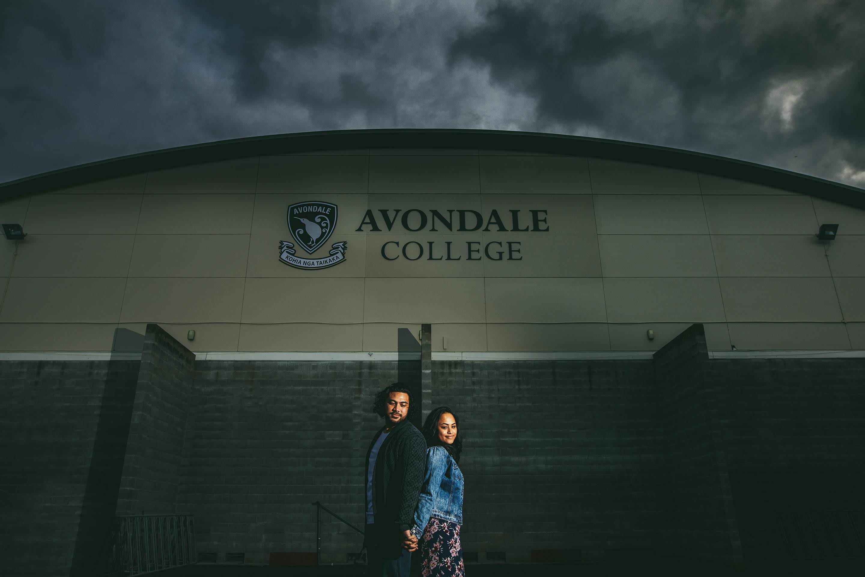 Auckland urban engagement shoot