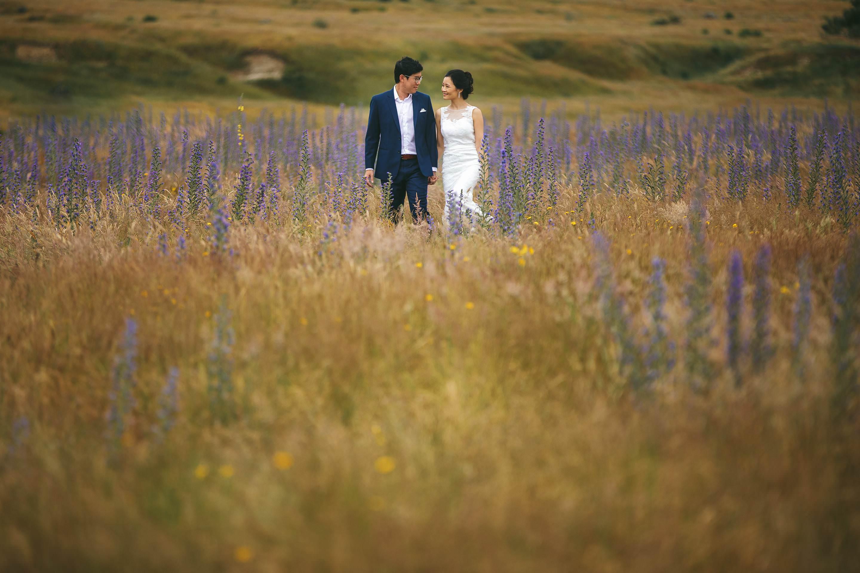 Taupo pre wedding photos