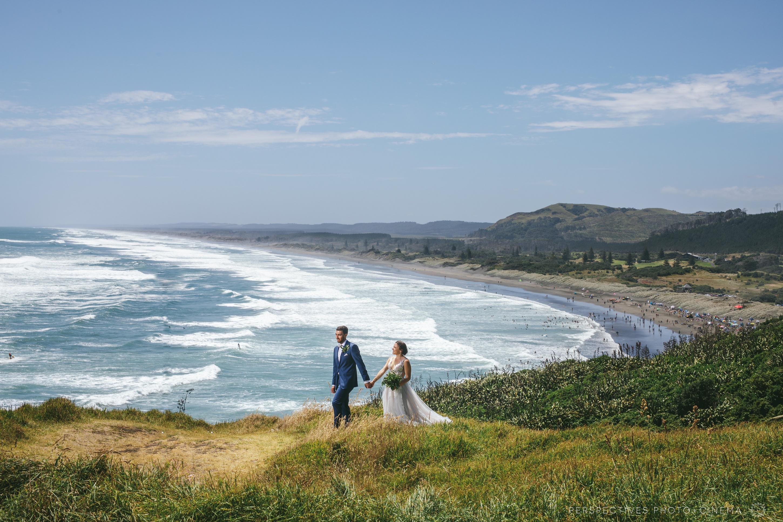 Muriwai wedding photos