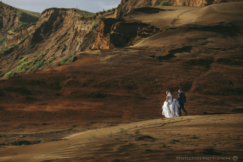 Farm wedding photos
