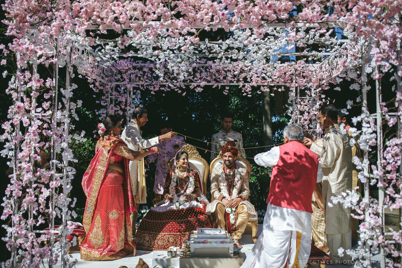 sorrento in the park wedding