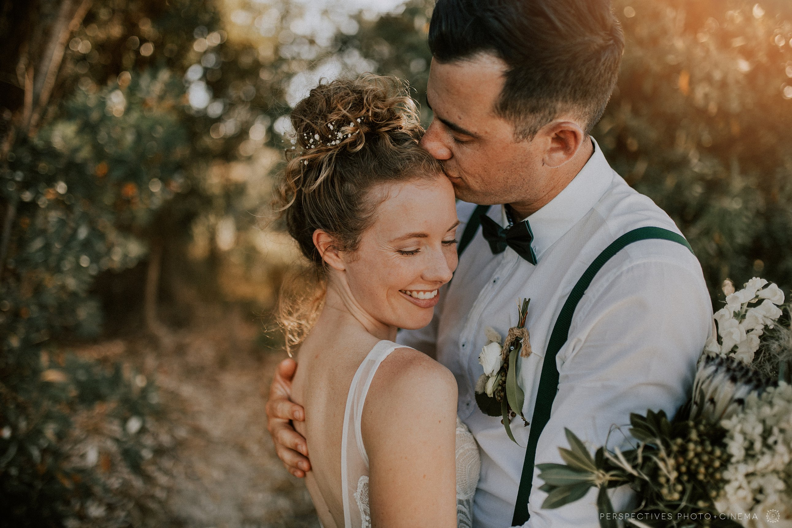 Coromandel beach wedding photos