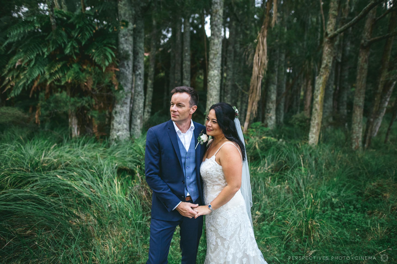 Hunting Lodge Wedding Photos