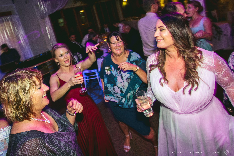 Markovina Wedding reception