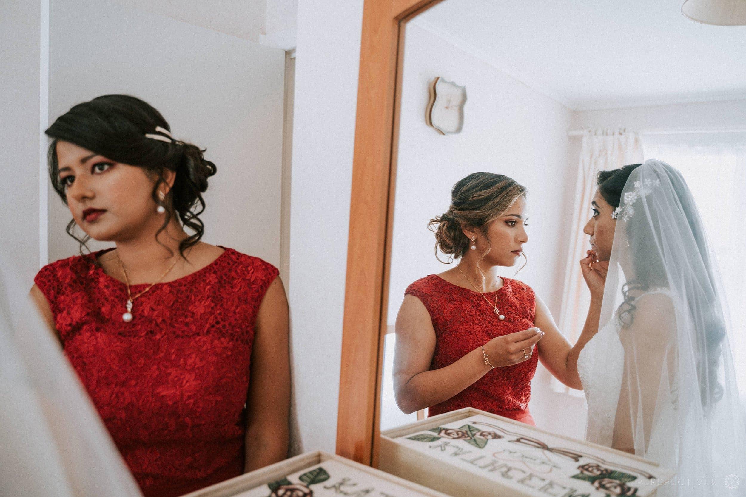 wedding makeup Auckland