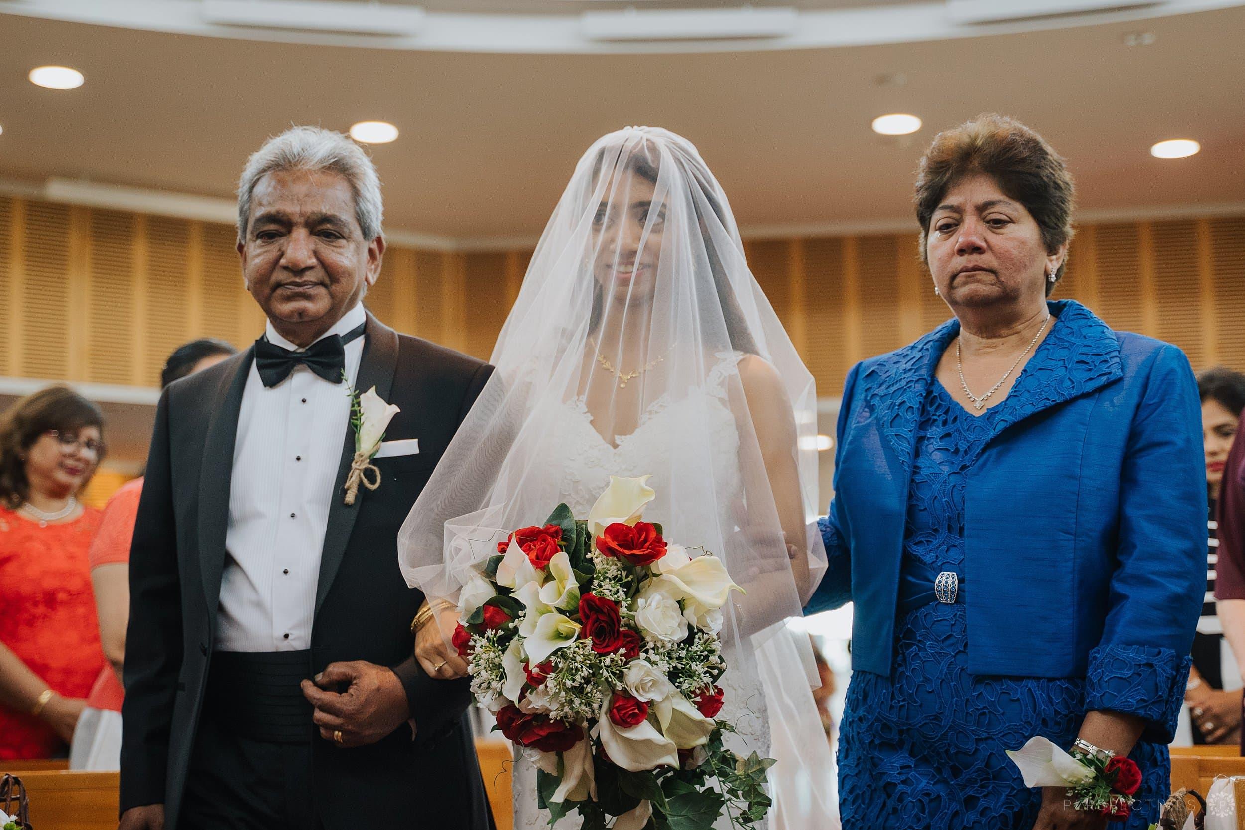 Catholic wedding Auckland wedding photos