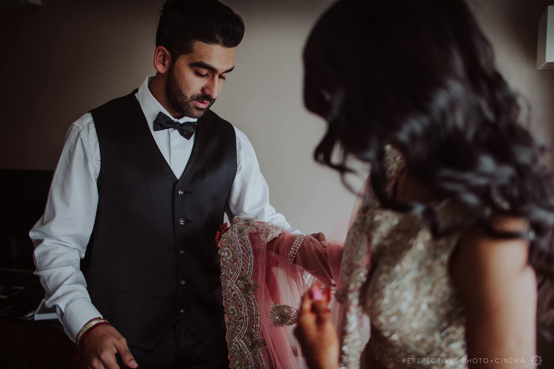 Indian wedding photos auckland