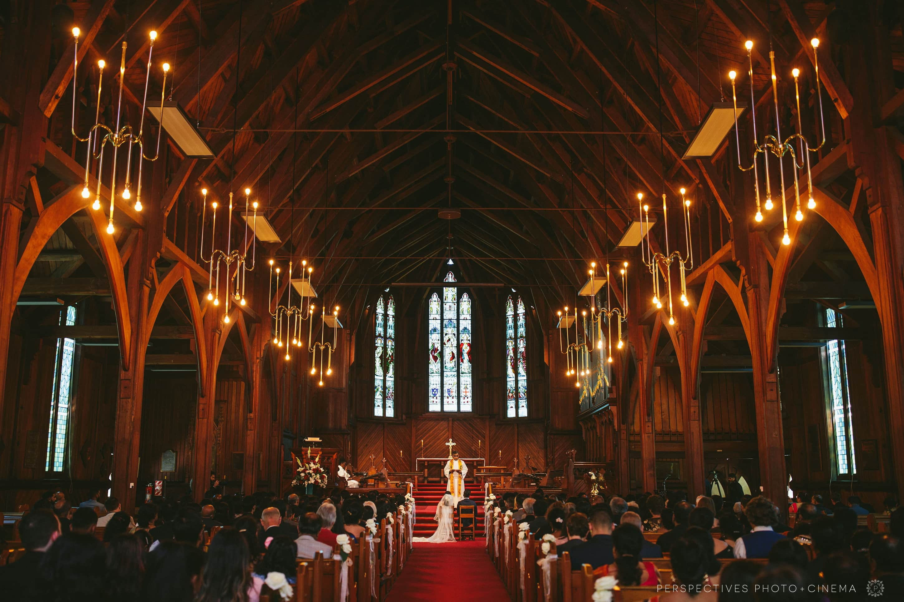 St mary's wedding Parnell