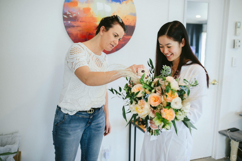 Markovina Kumeu wedding
