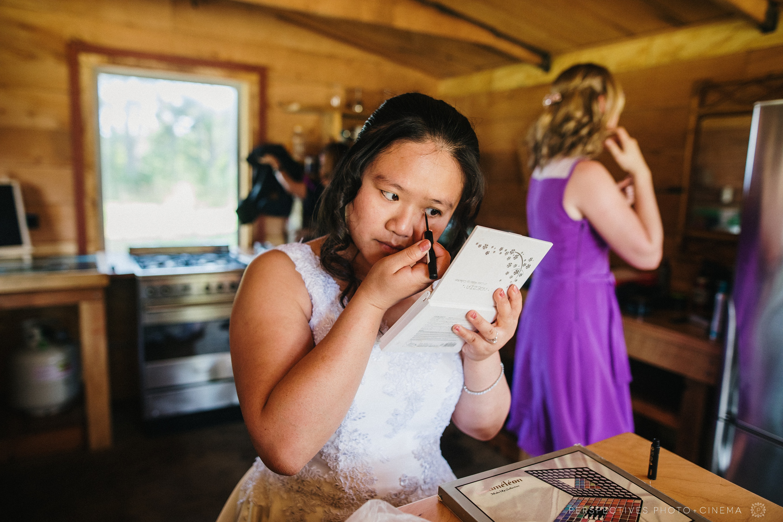 Tanglewood Retreat wedding