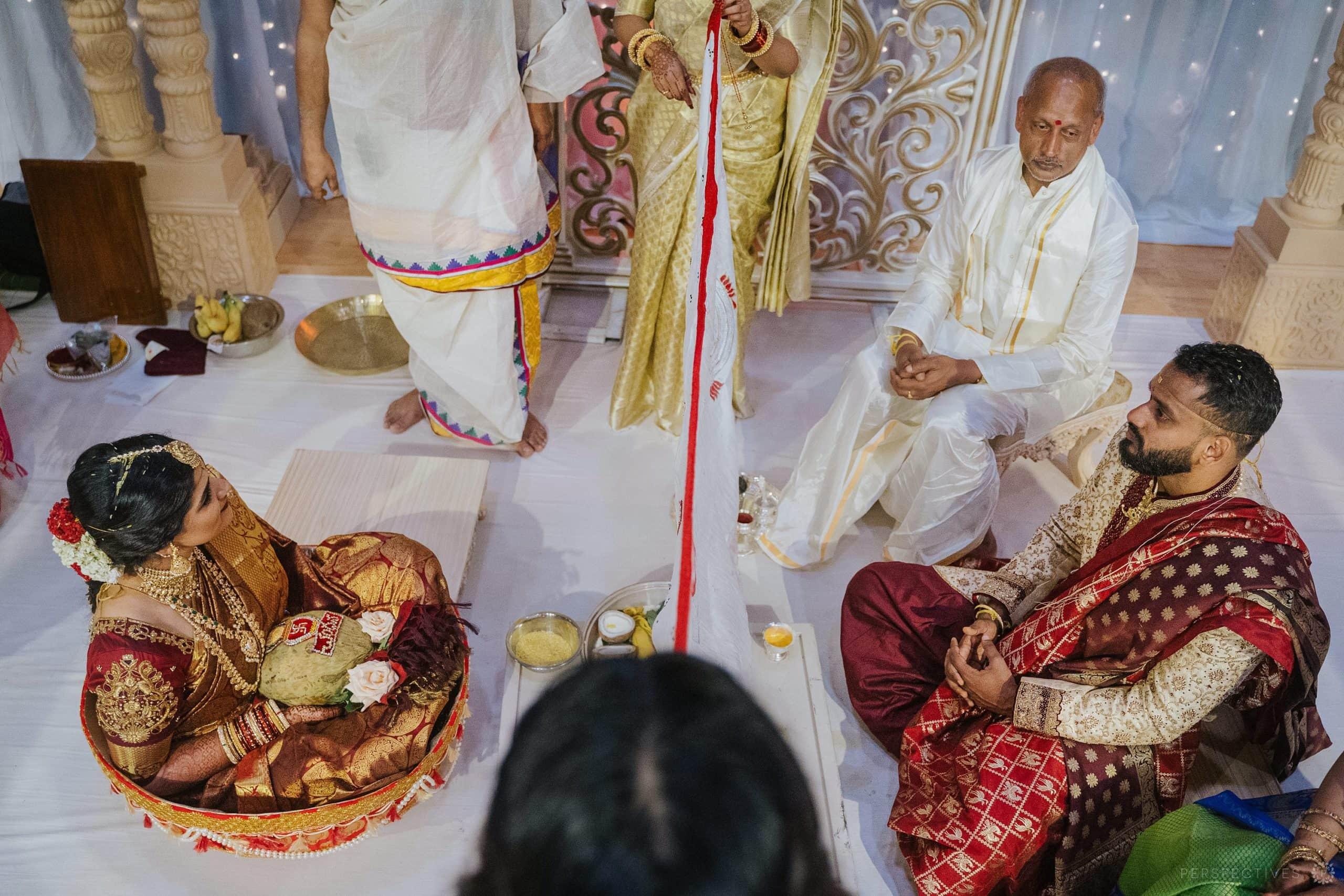 baps swaminarayan temple avondale wedding photos