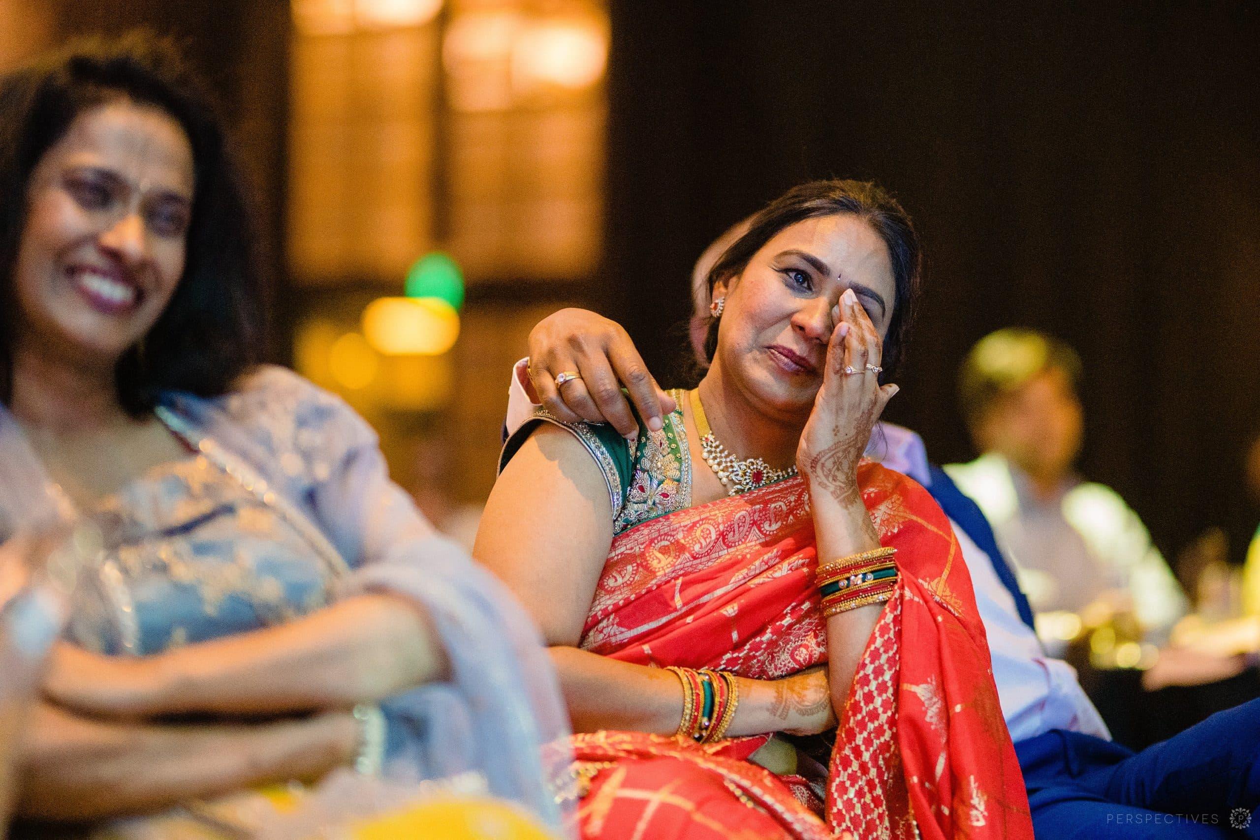 Indian wedding reception Cordis photography