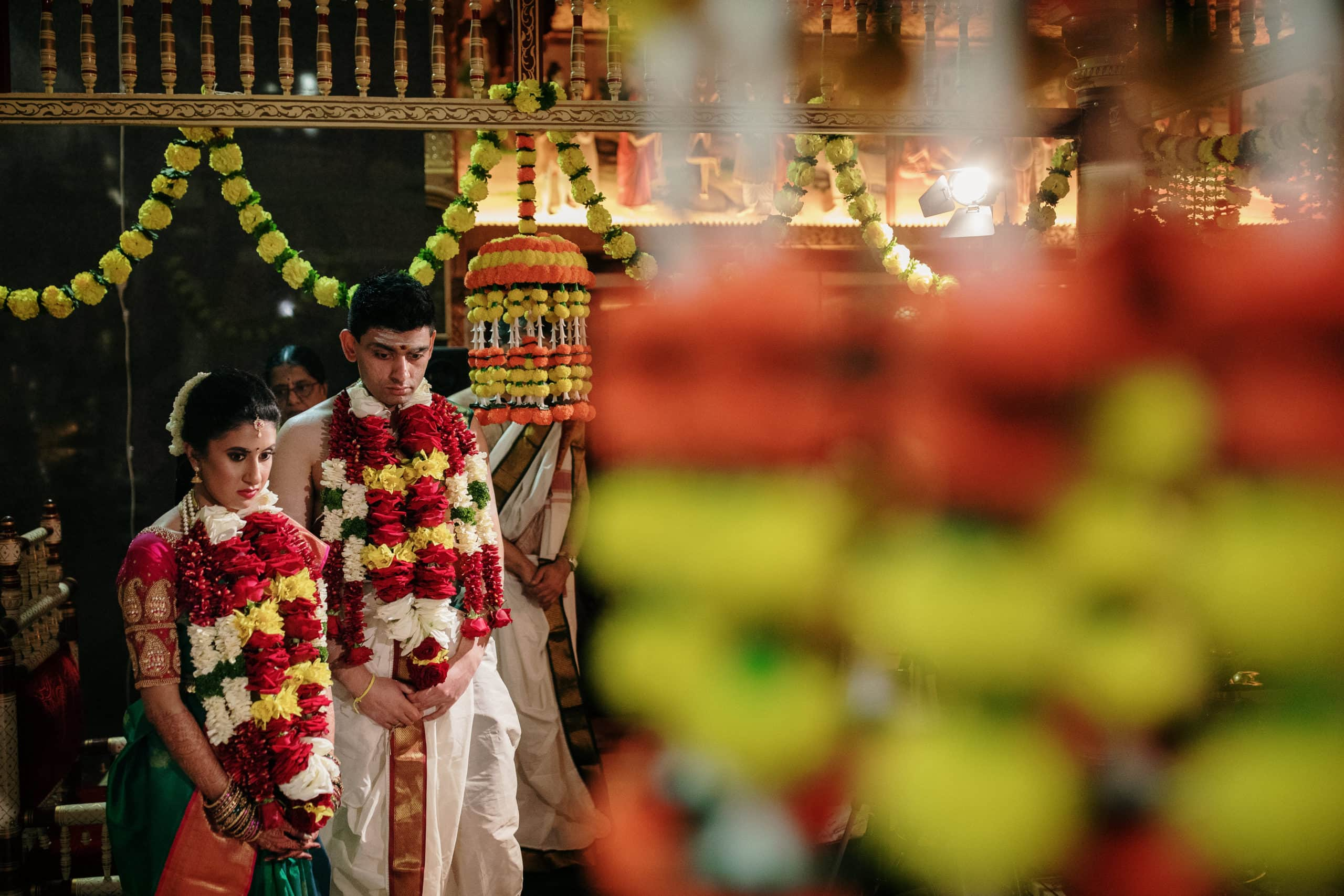 Shree swaminarayan temple wedding