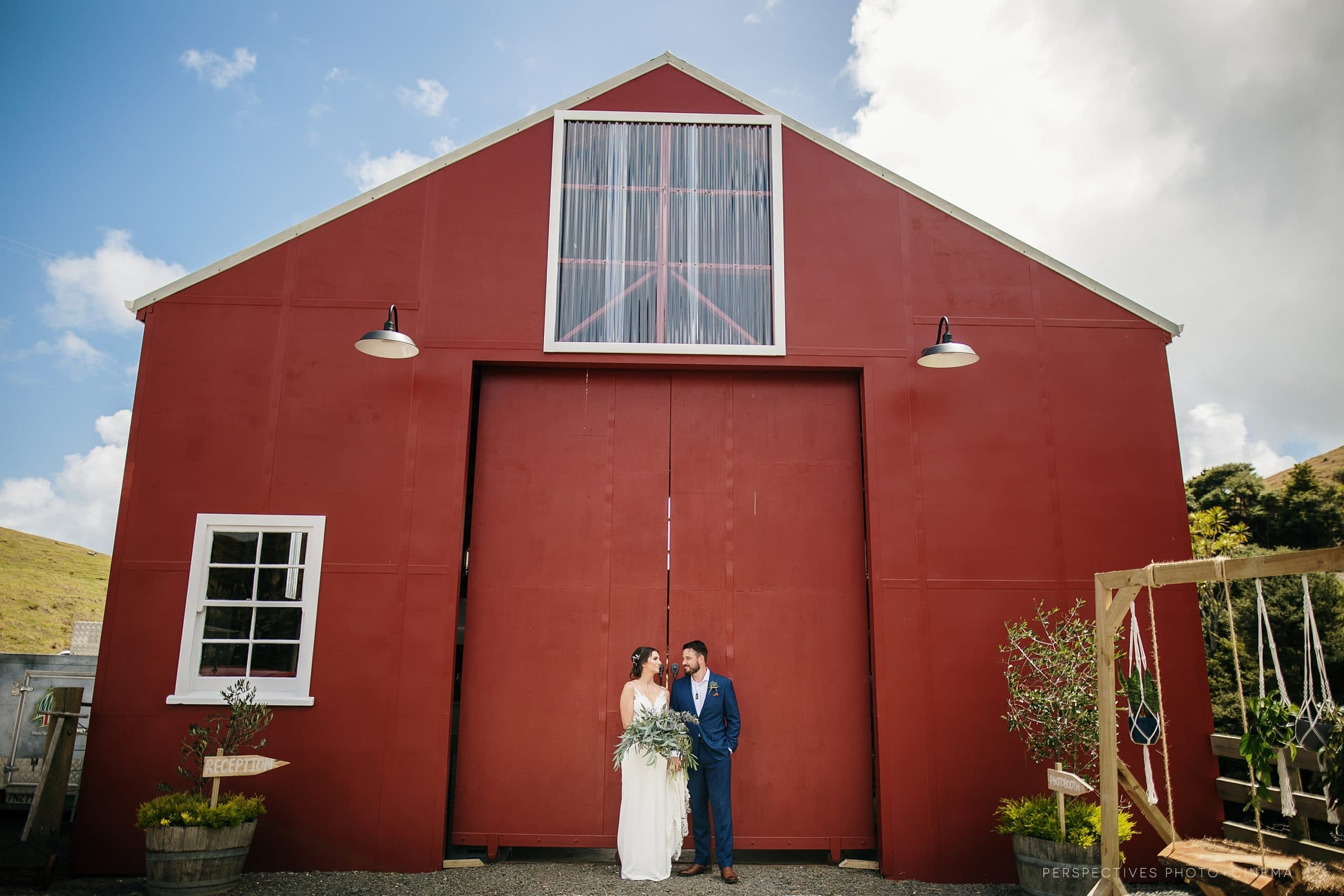 Barn Wedding Auckland