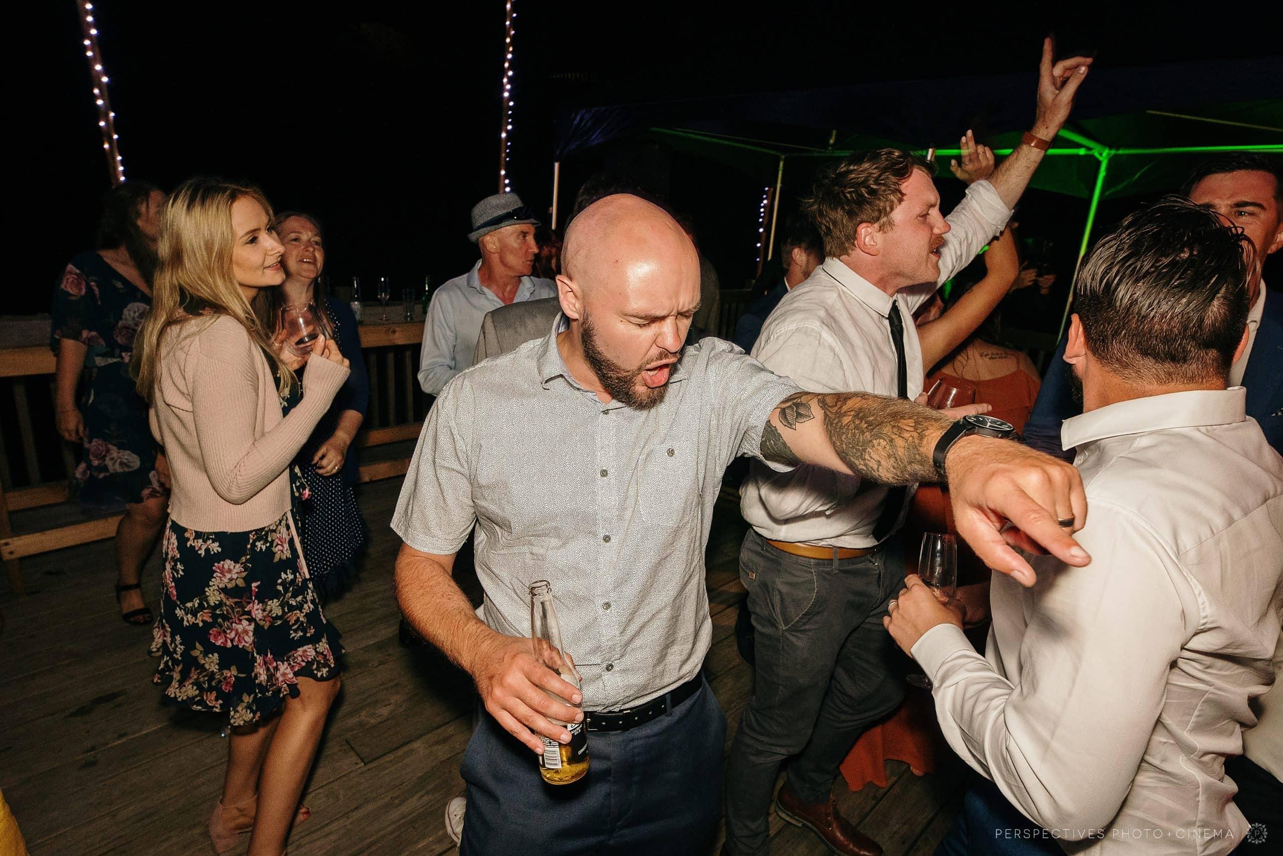 McGrath Estate Wedding Dancefloor