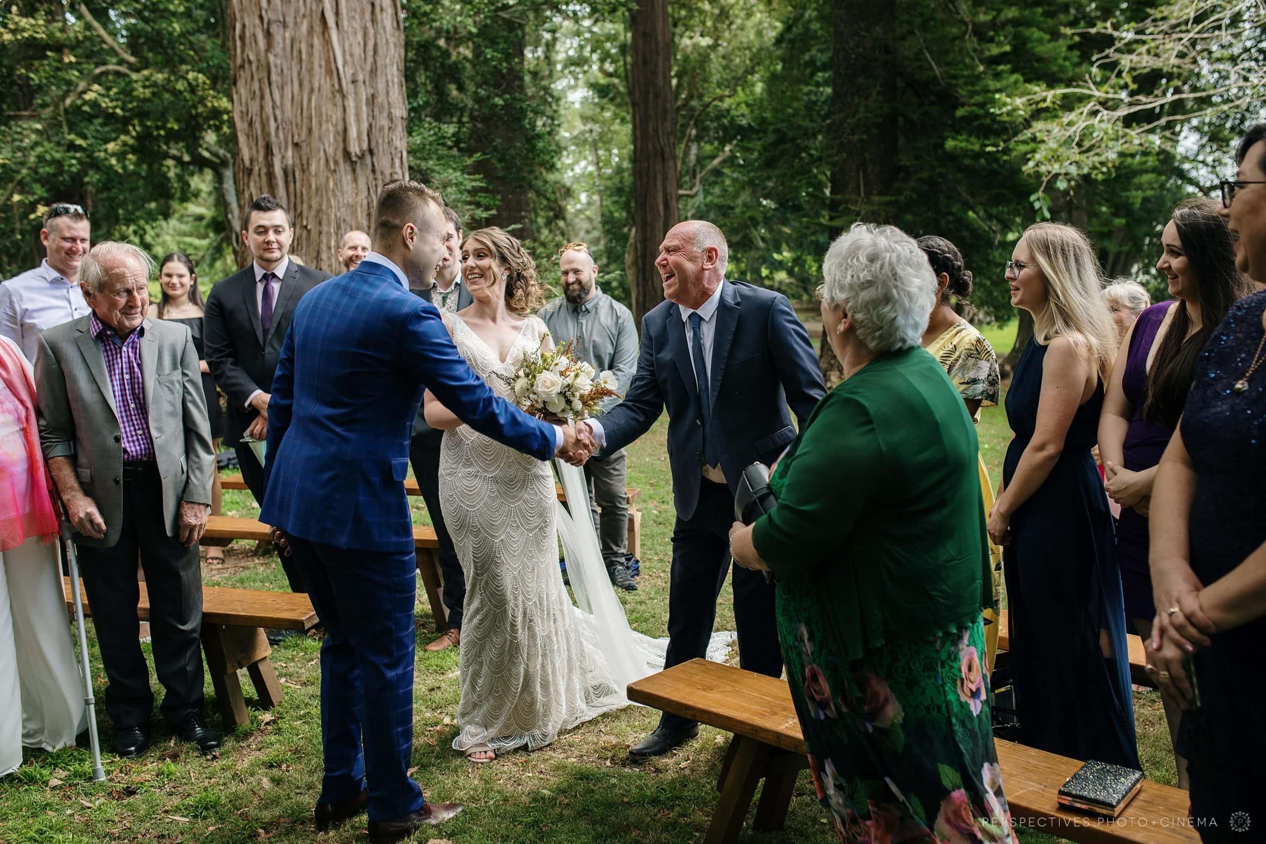 Tauranga wedding photographer